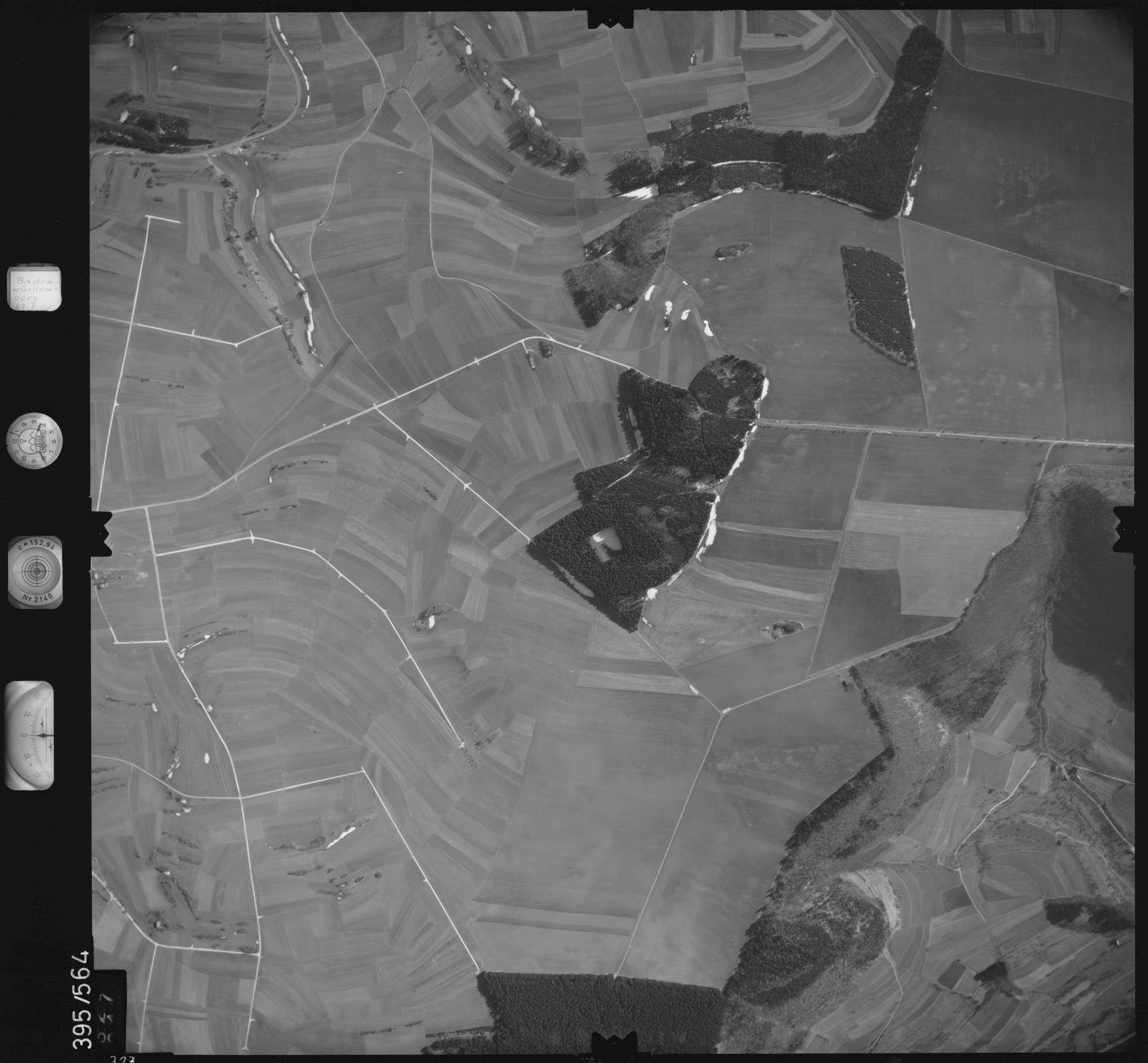 Luftbild: Film 24 Bildnr. 327, Bild 1