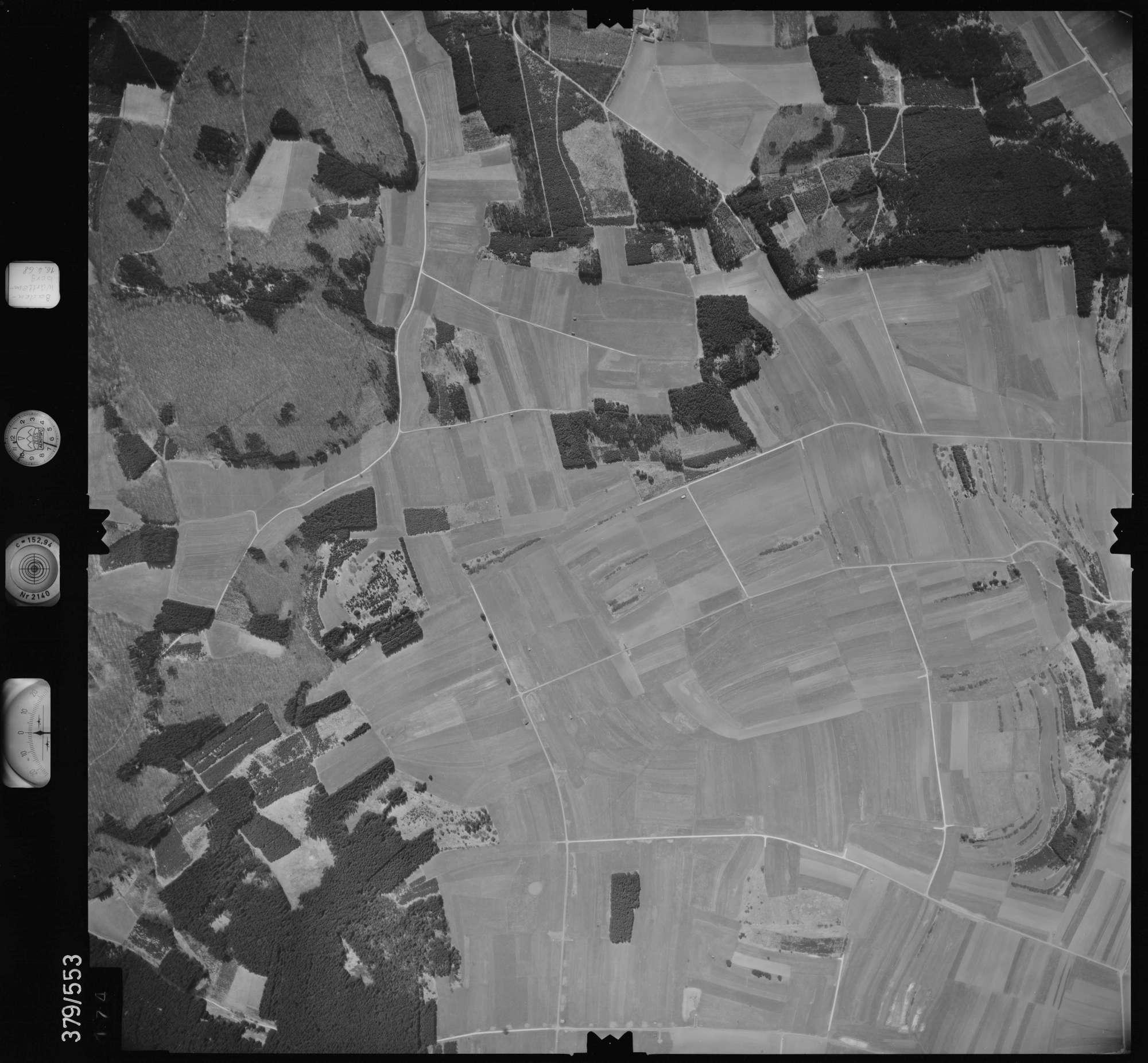 Luftbild: Film 32 Bildnr. 174, Bild 1