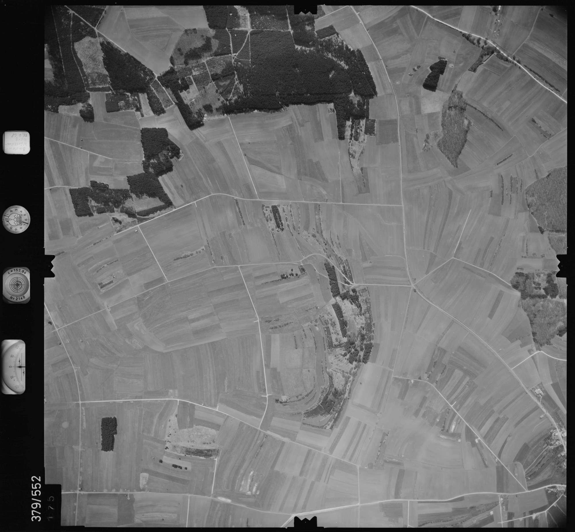 Luftbild: Film 32 Bildnr. 175, Bild 1