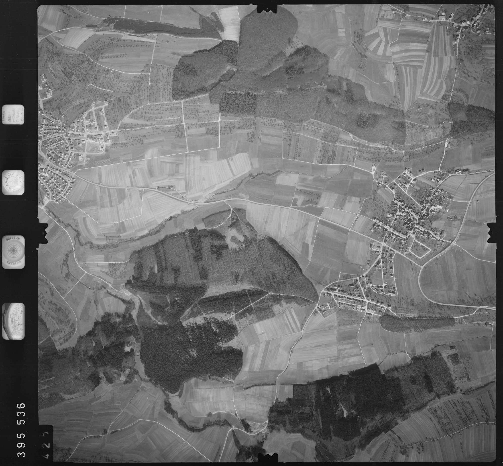 Luftbild: Film 13 Bildnr. 425, Bild 1