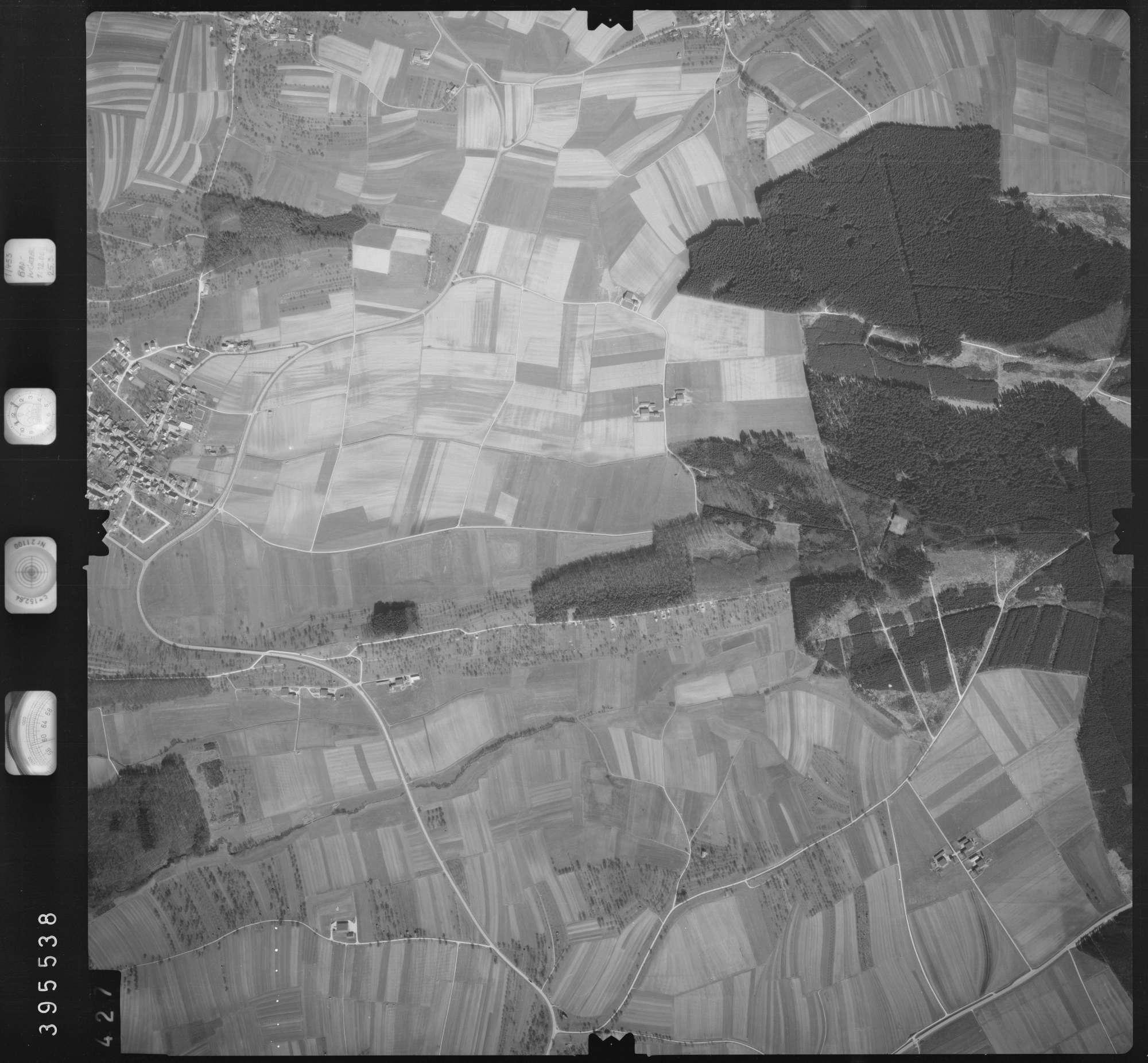 Luftbild: Film 13 Bildnr. 427, Bild 1