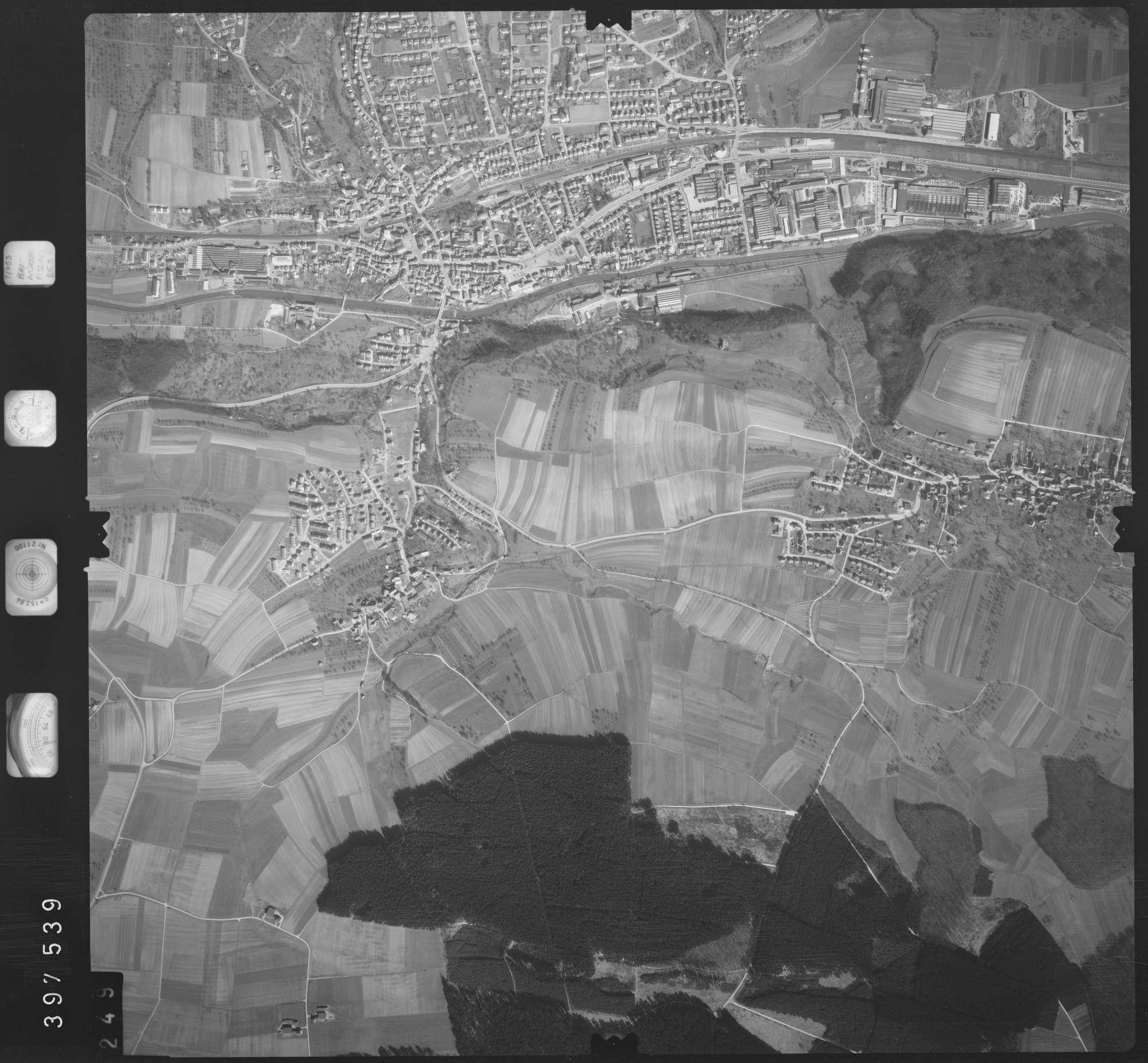 Luftbild: Film 17 Bildnr. 249, Bild 1