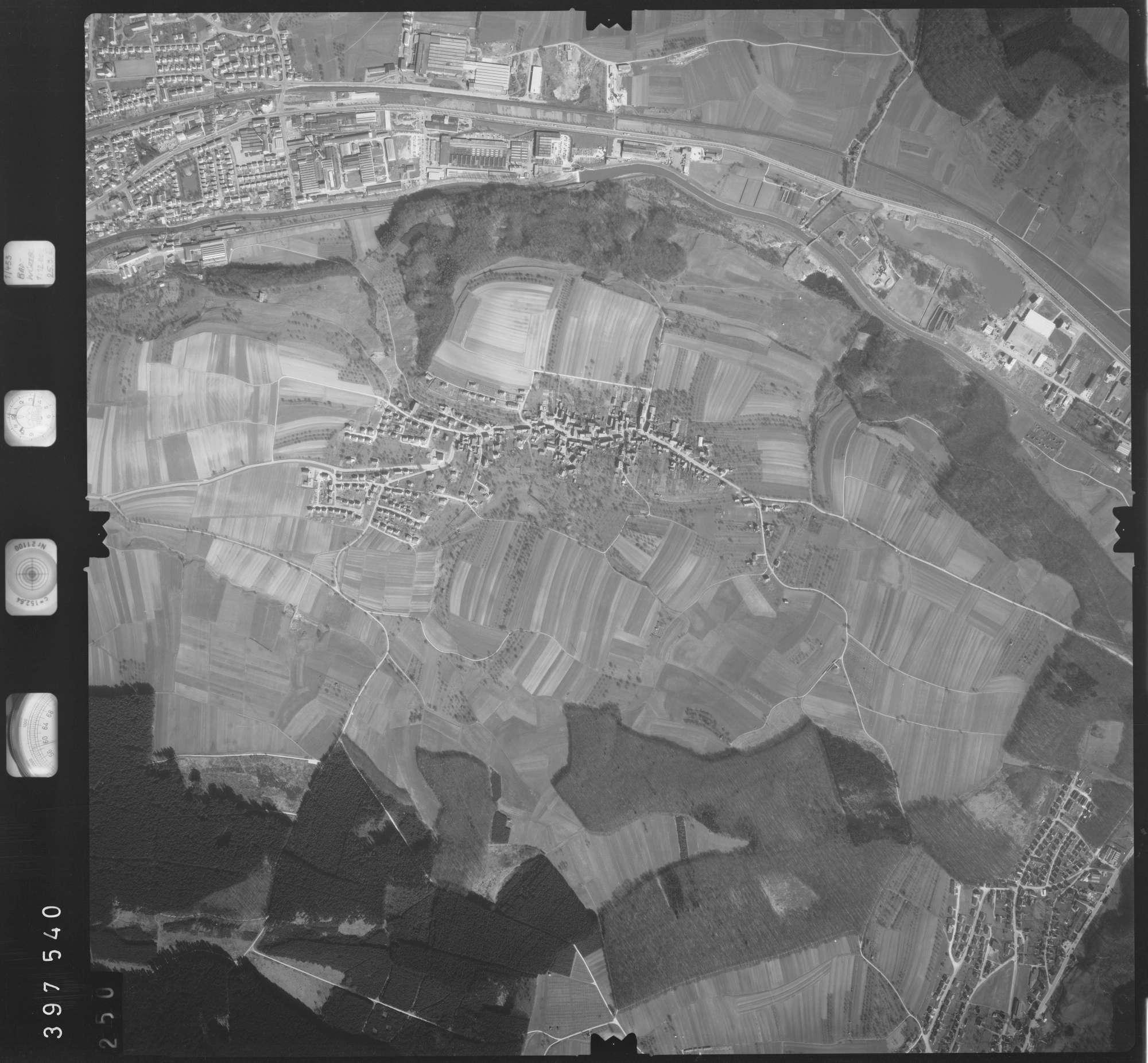 Luftbild: Film 17 Bildnr. 250, Bild 1