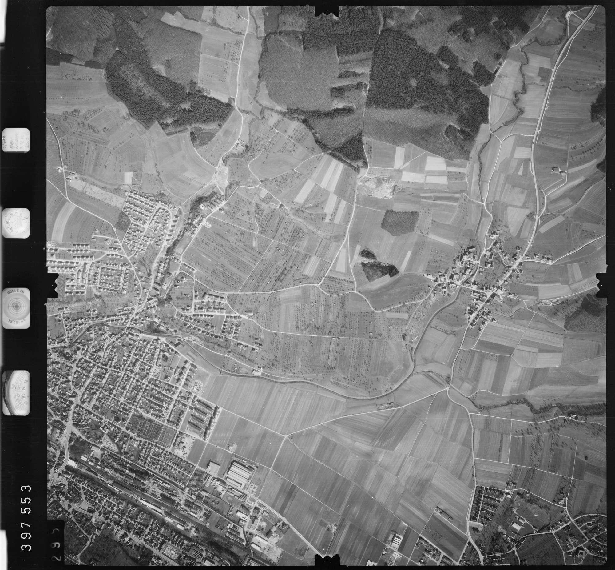 Luftbild: Film 13 Bildnr. 295, Bild 1