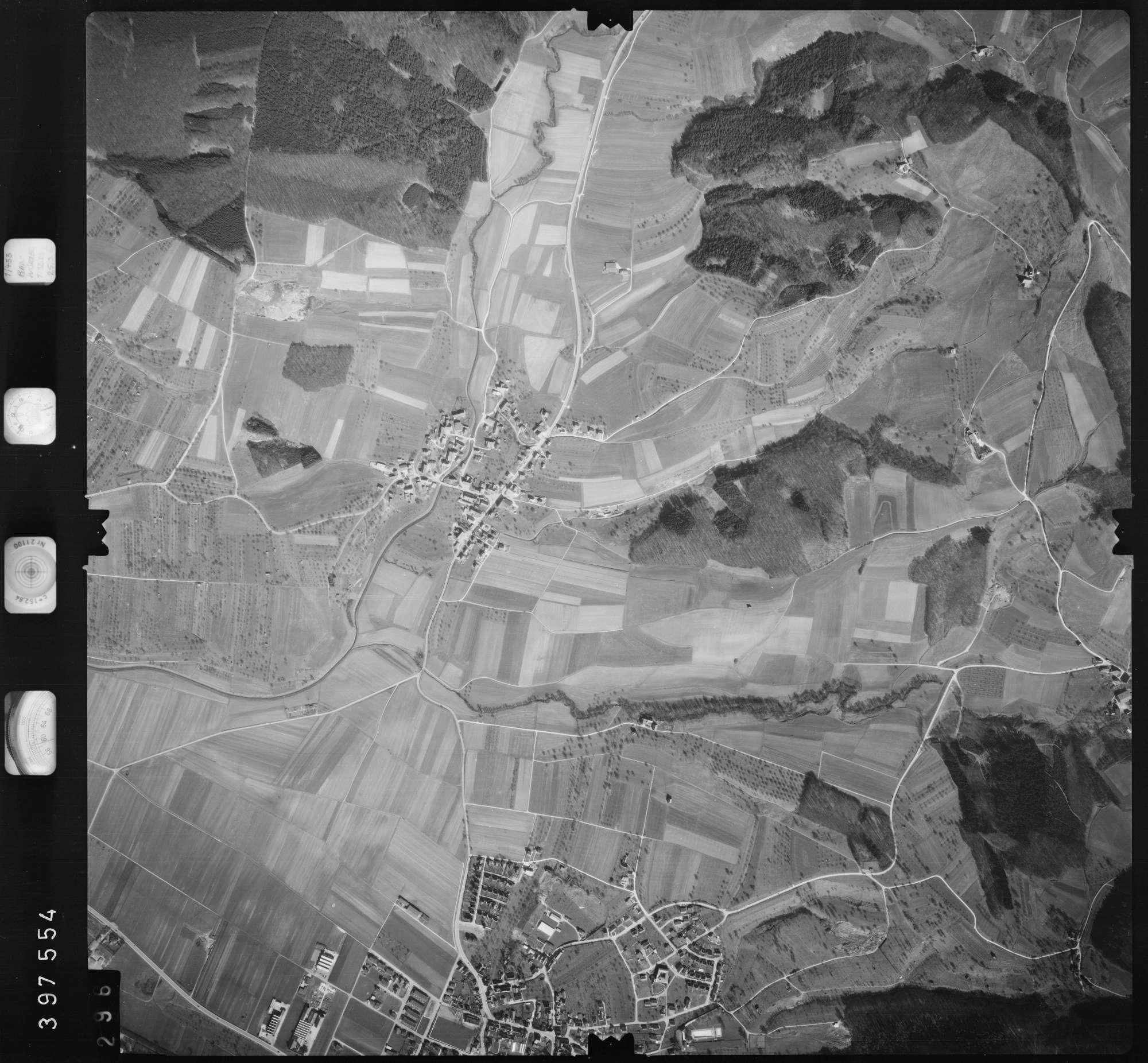 Luftbild: Film 13 Bildnr. 296, Bild 1