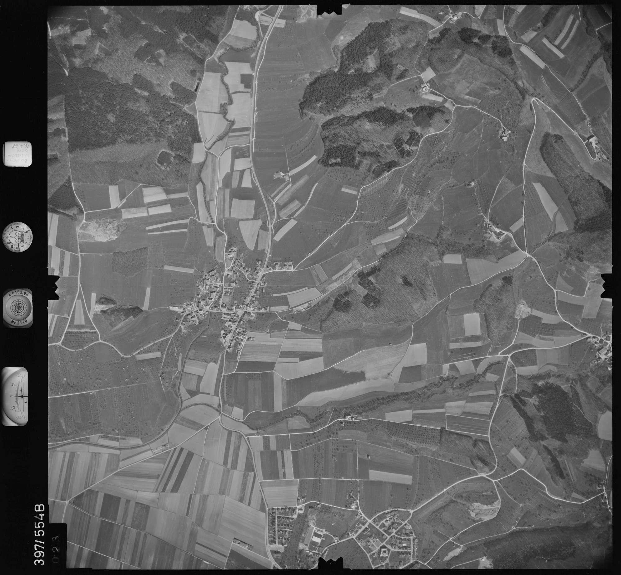 Luftbild: Film 32 Bildnr. 23, Bild 1