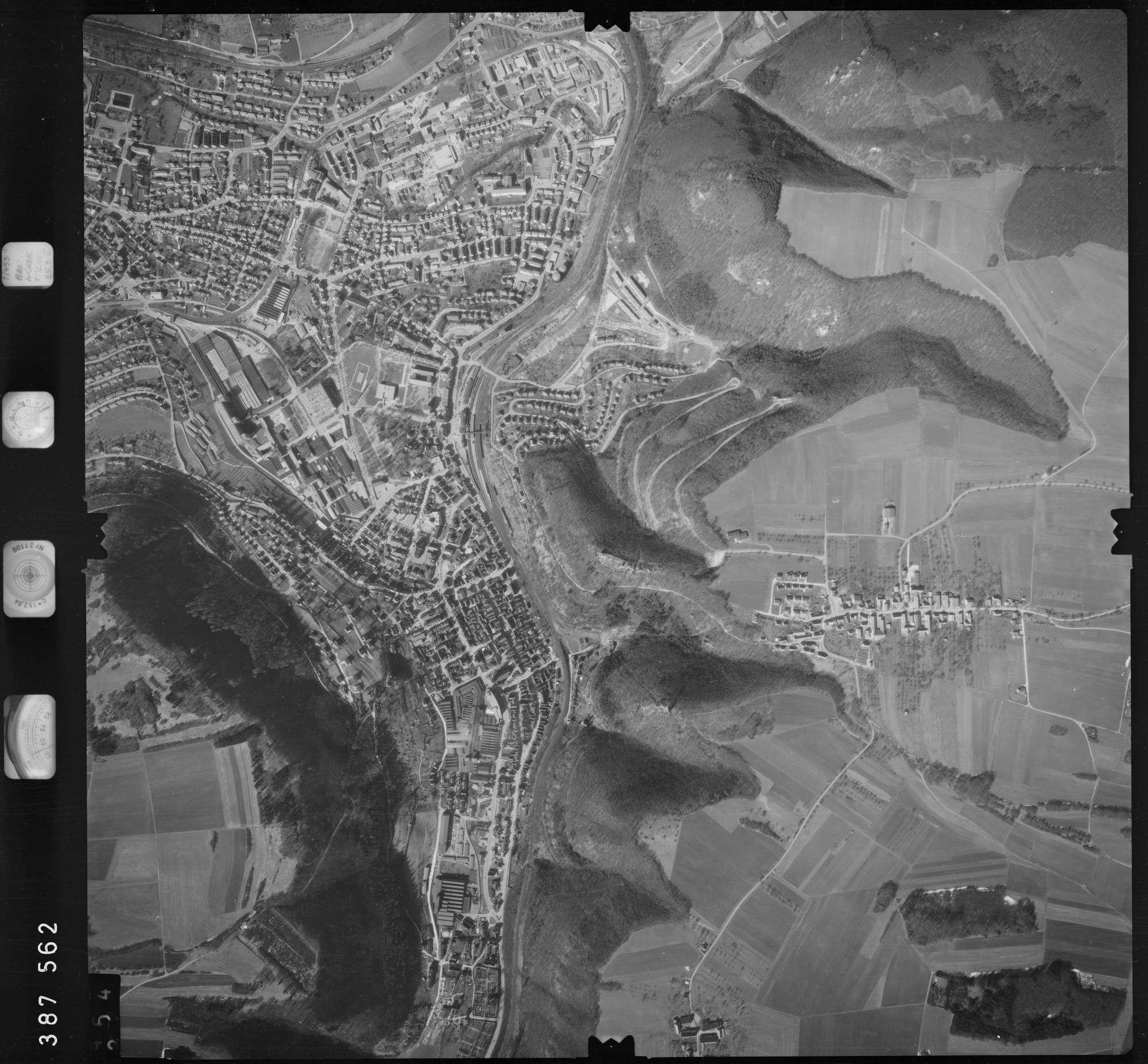Luftbild: Film 23 Bildnr. 353, Bild 1