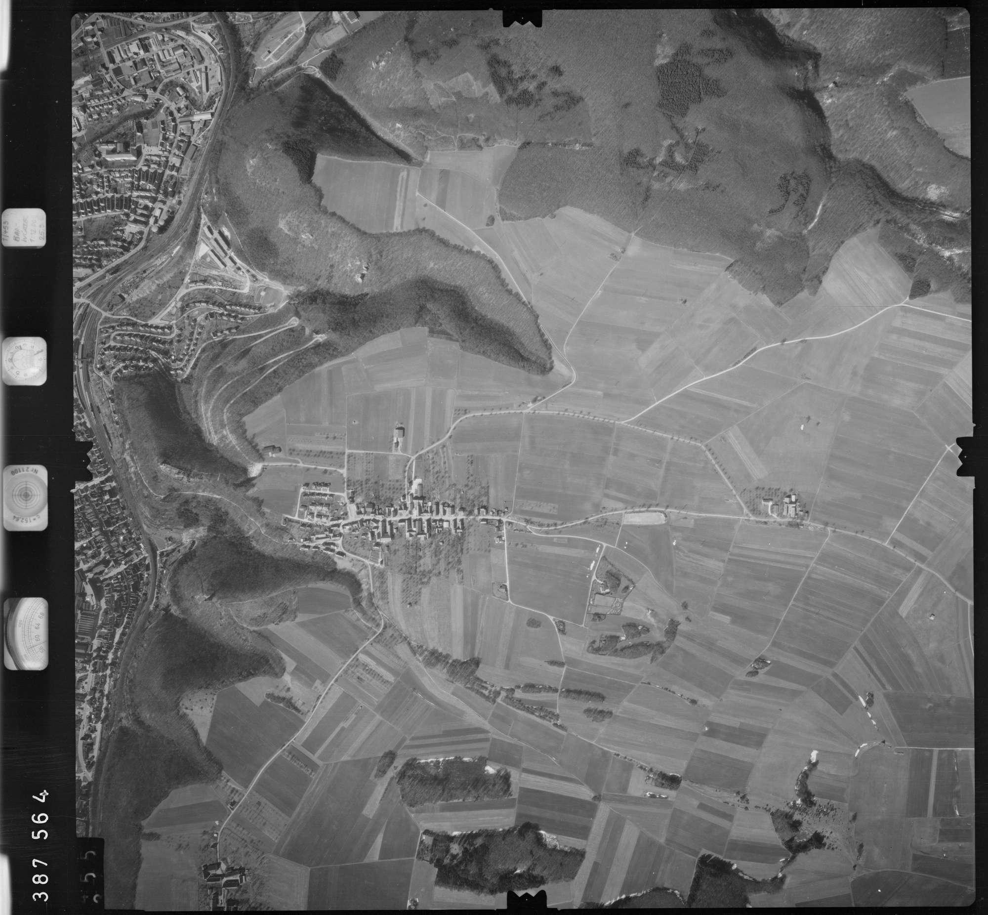 Luftbild: Film 23 Bildnr. 354, Bild 1