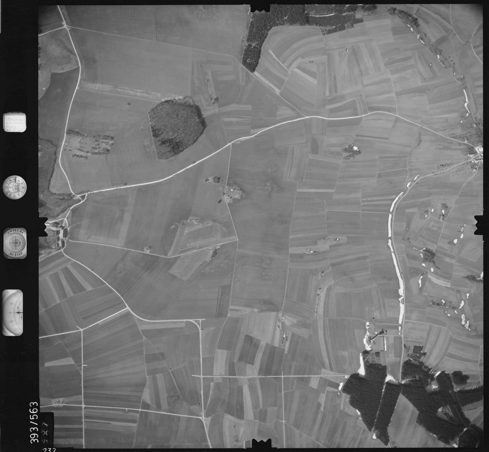 Luftbild: Film 24 Bildnr. 237, Bild 1