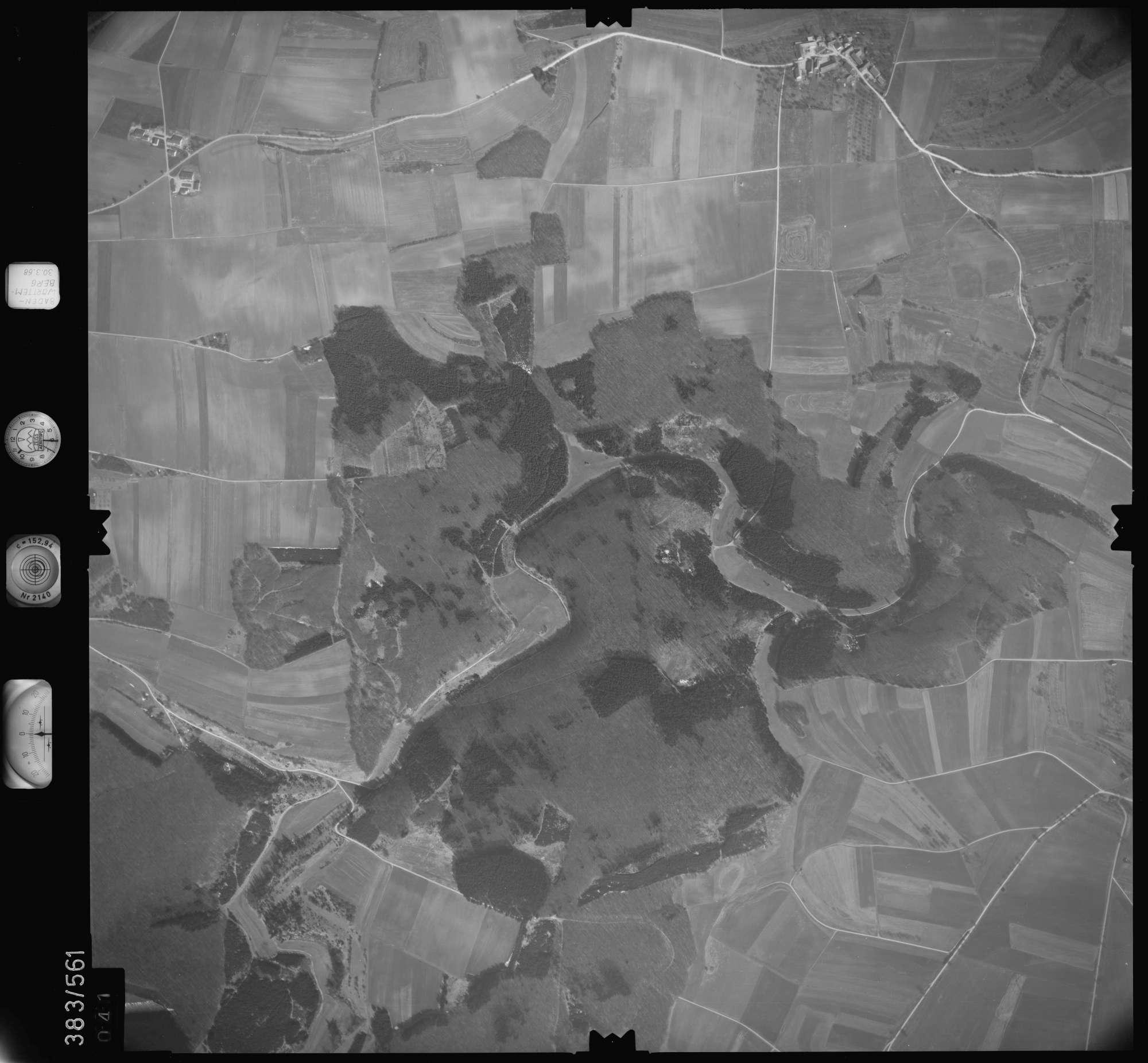 Luftbild: Film 27 Bildnr. 41, Bild 1