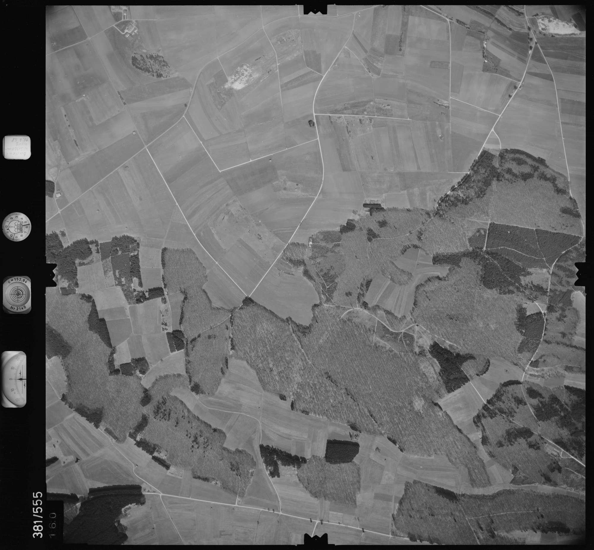 Luftbild: Film 32 Bildnr. 160, Bild 1