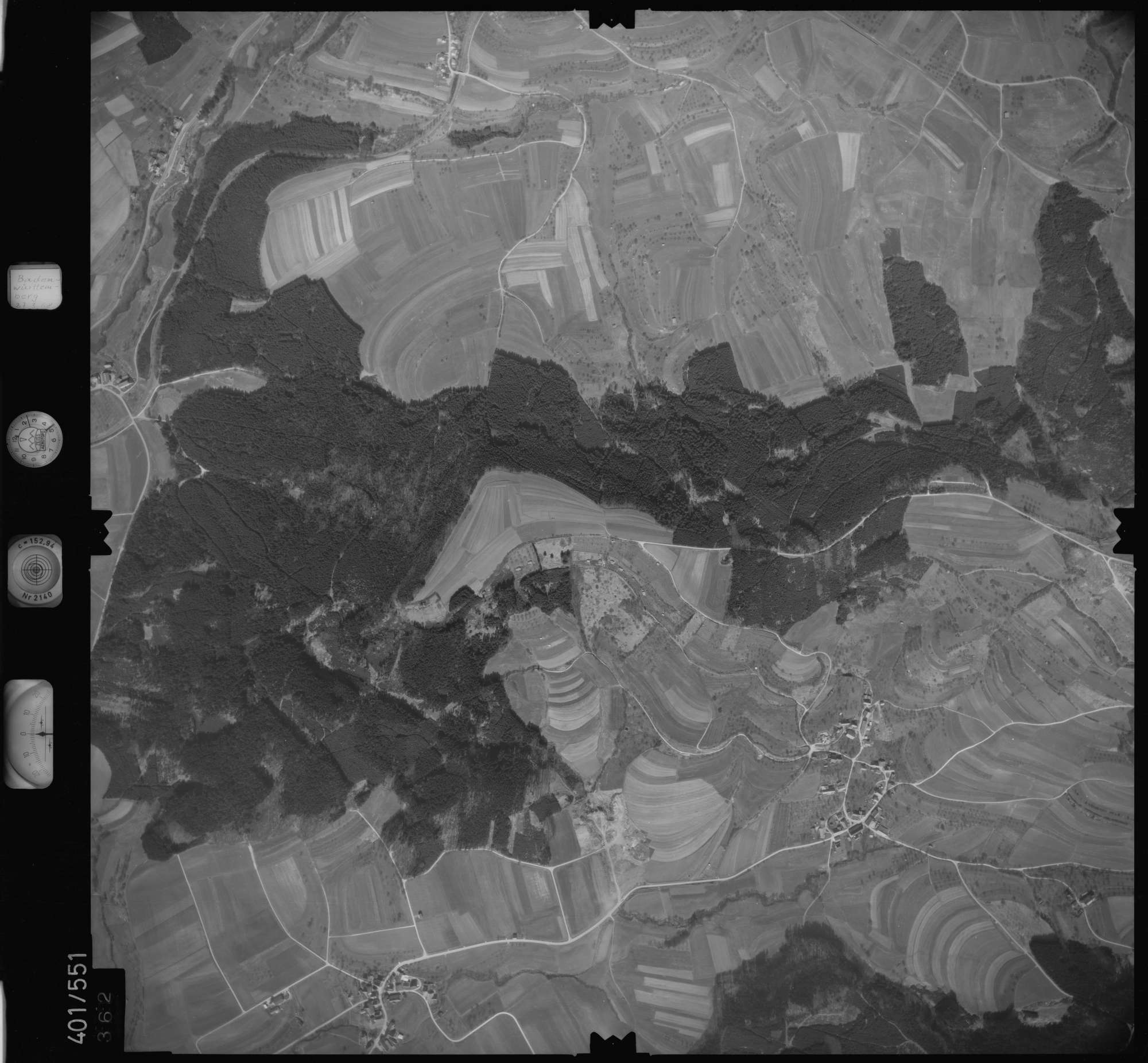 Luftbild: Film 10 Bildnr. 362, Bild 1