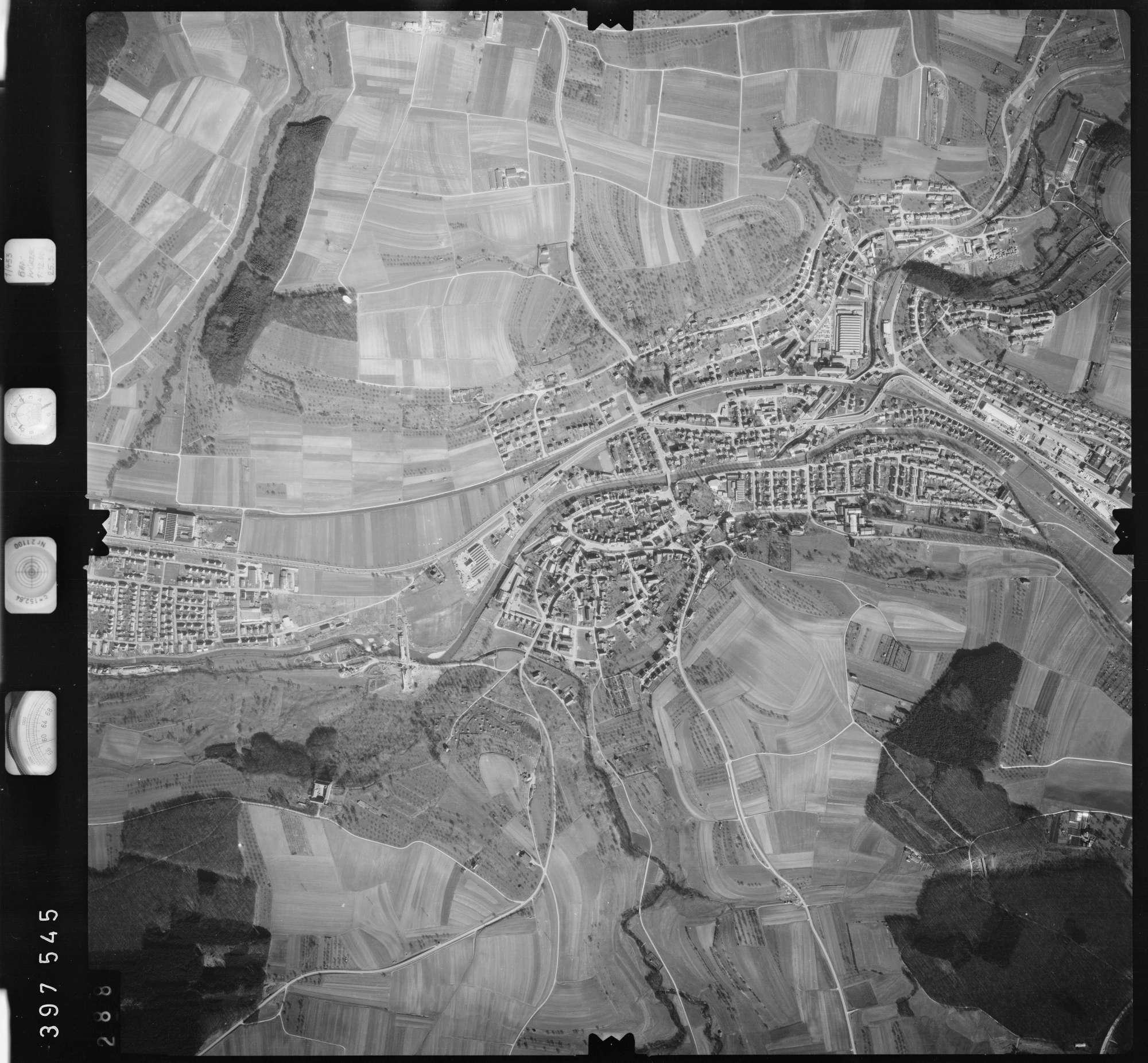 Luftbild: Film 13 Bildnr. 288, Bild 1