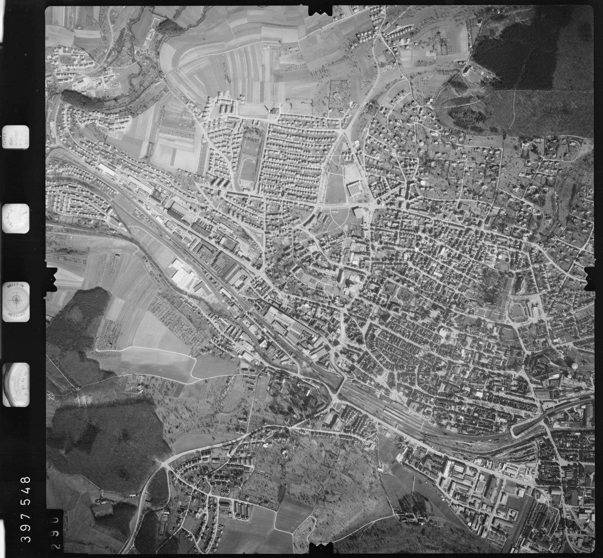 Luftbild: Film 13 Bildnr. 290, Bild 1