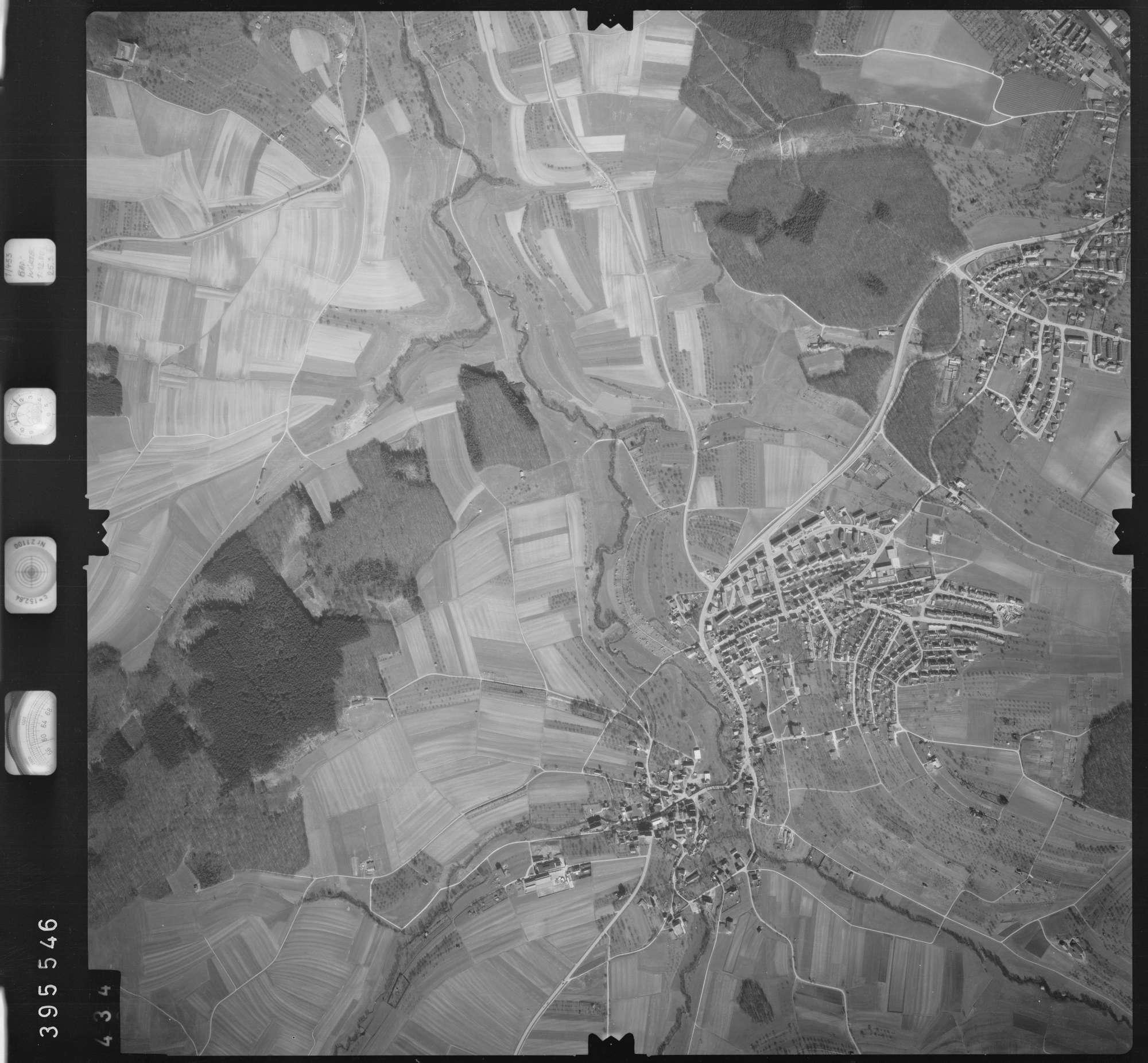 Luftbild: Film 13 Bildnr. 434, Bild 1