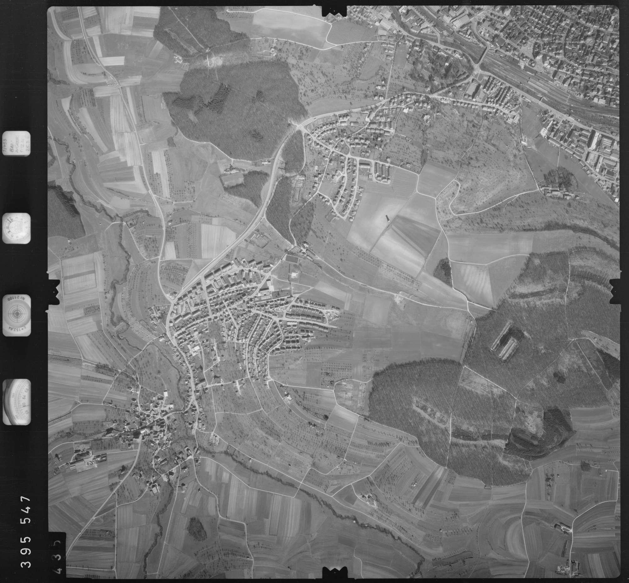 Luftbild: Film 13 Bildnr. 435, Bild 1