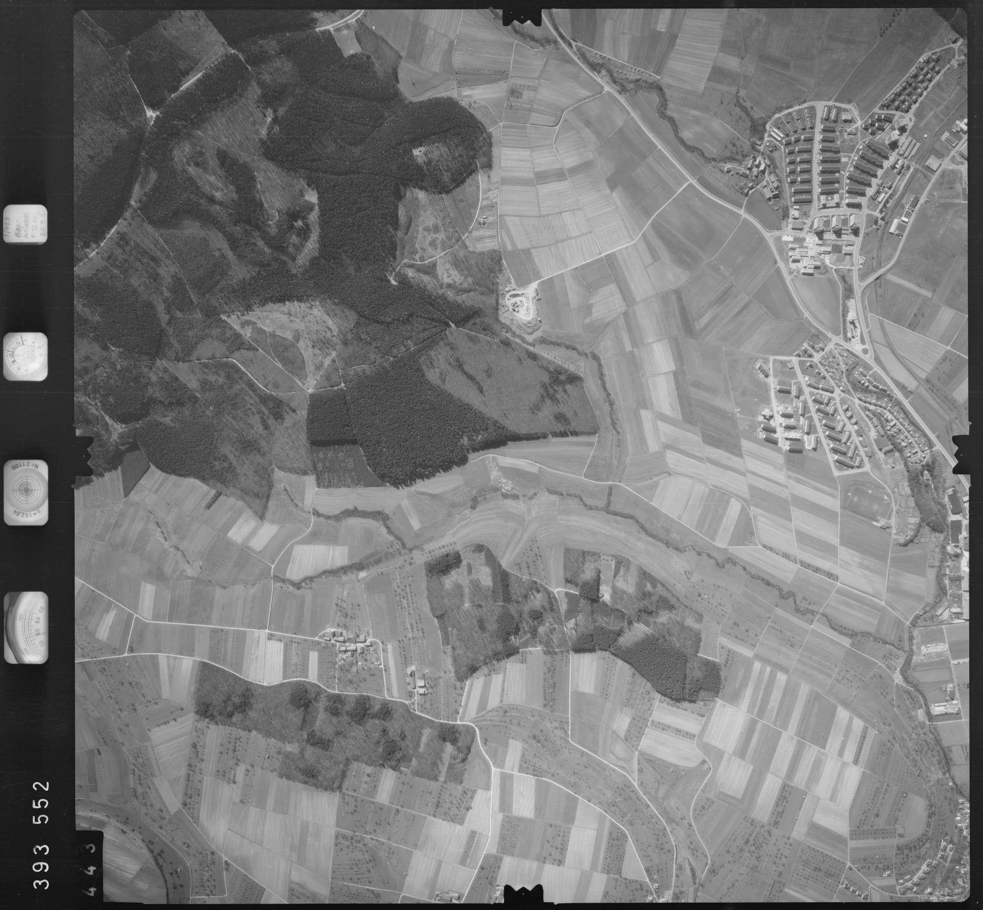 Luftbild: Film 13 Bildnr. 443, Bild 1