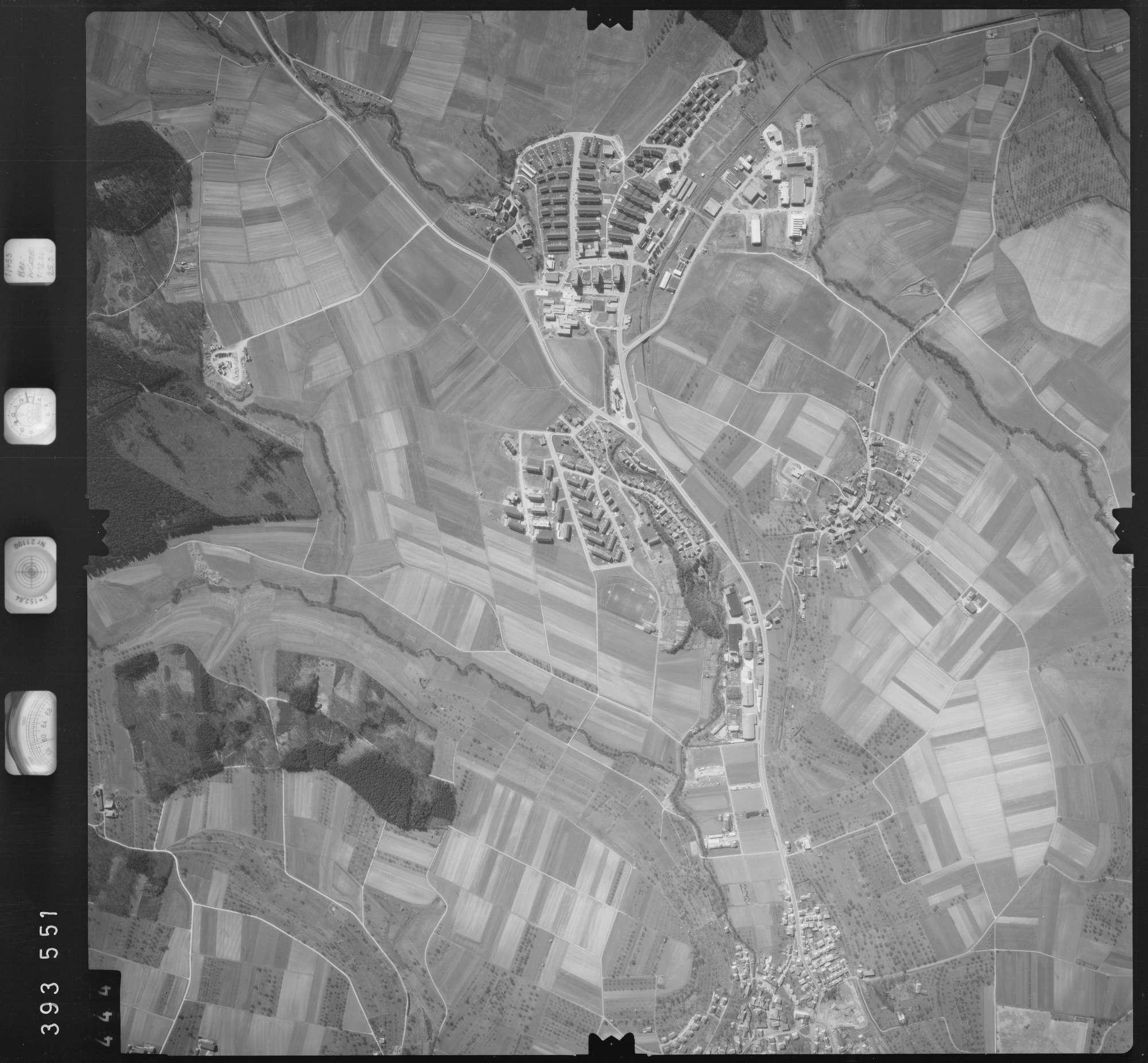 Luftbild: Film 13 Bildnr. 444, Bild 1