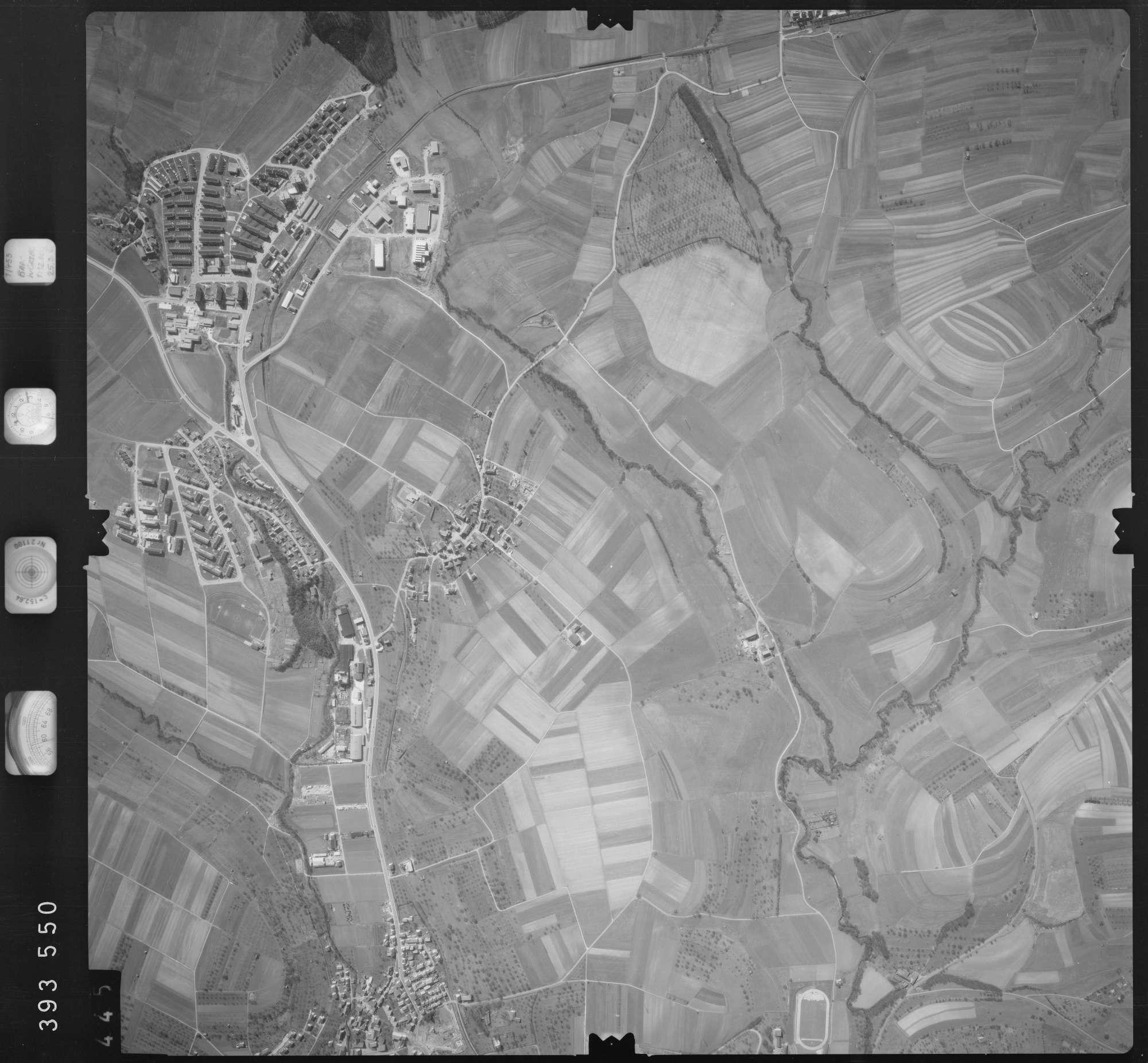 Luftbild: Film 13 Bildnr. 445, Bild 1