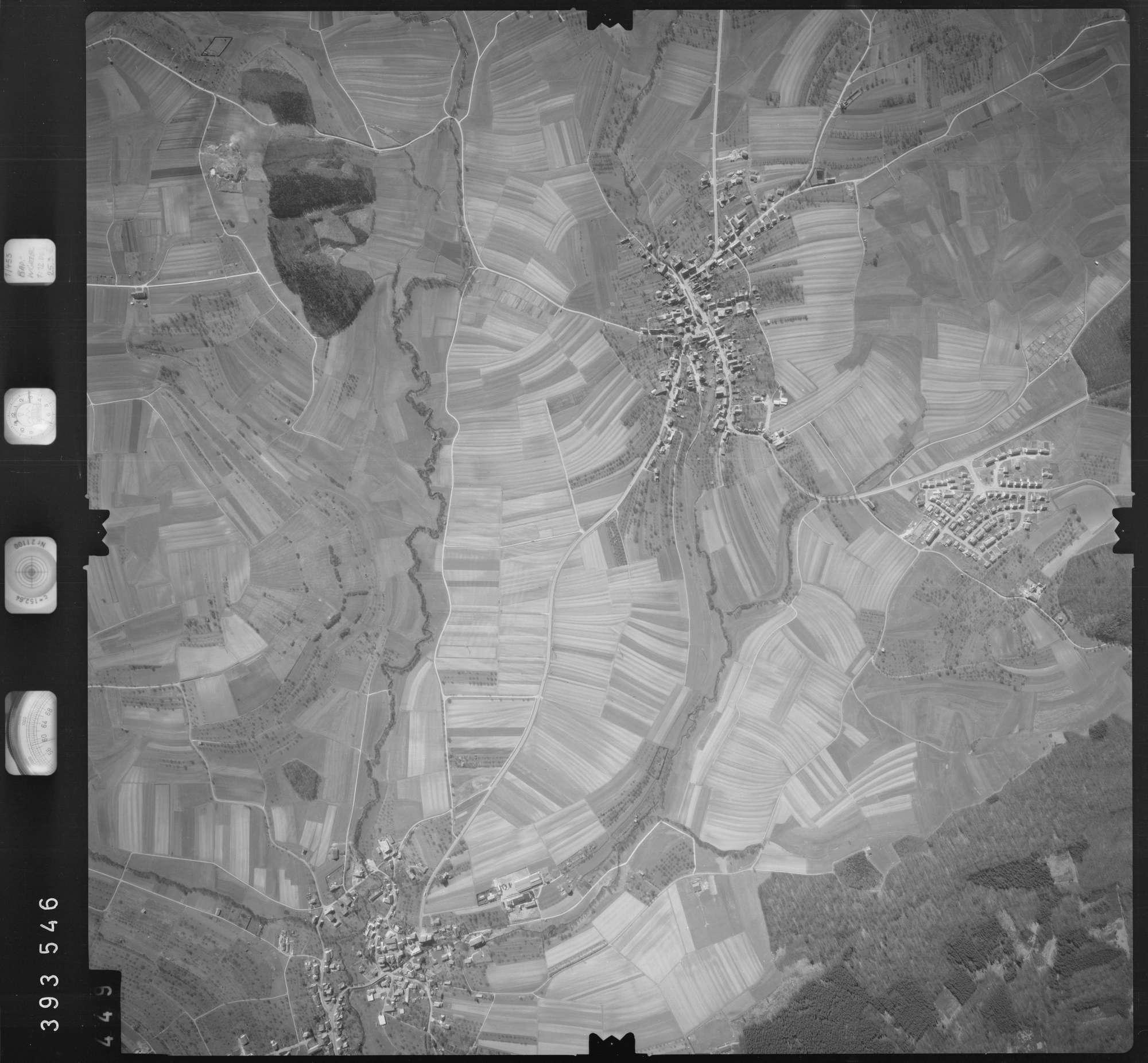 Luftbild: Film 13 Bildnr. 449, Bild 1