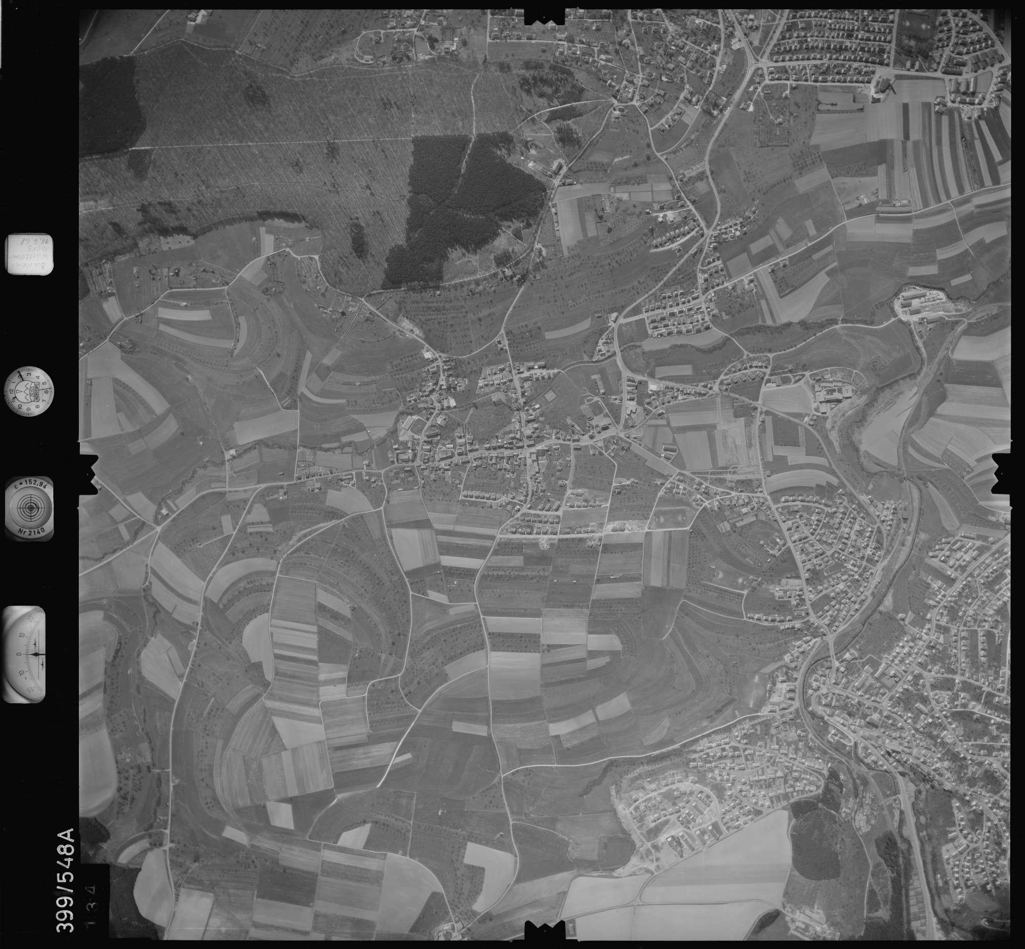 Luftbild: Film 32 Bildnr. 134, Bild 1