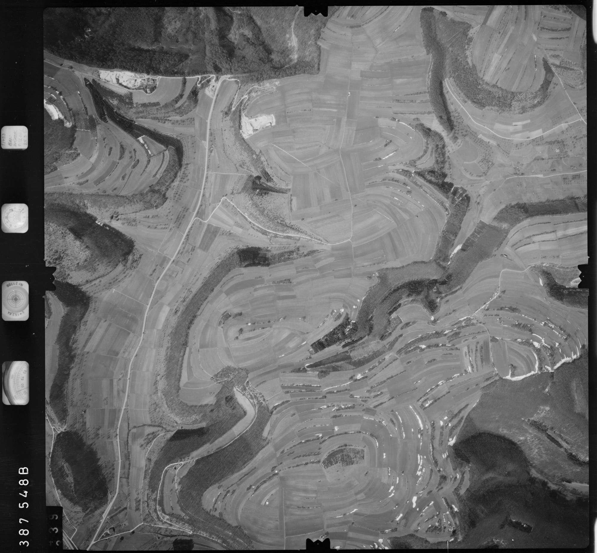 Luftbild: Film 23 Bildnr. 338, Bild 1