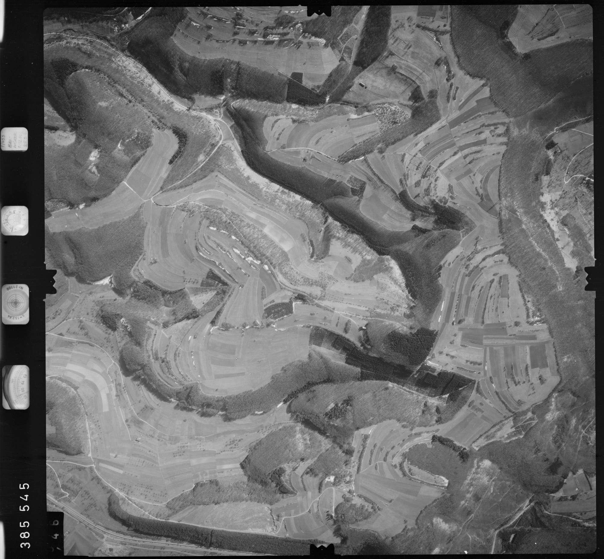 Luftbild: Film 23 Bildnr. 445, Bild 1