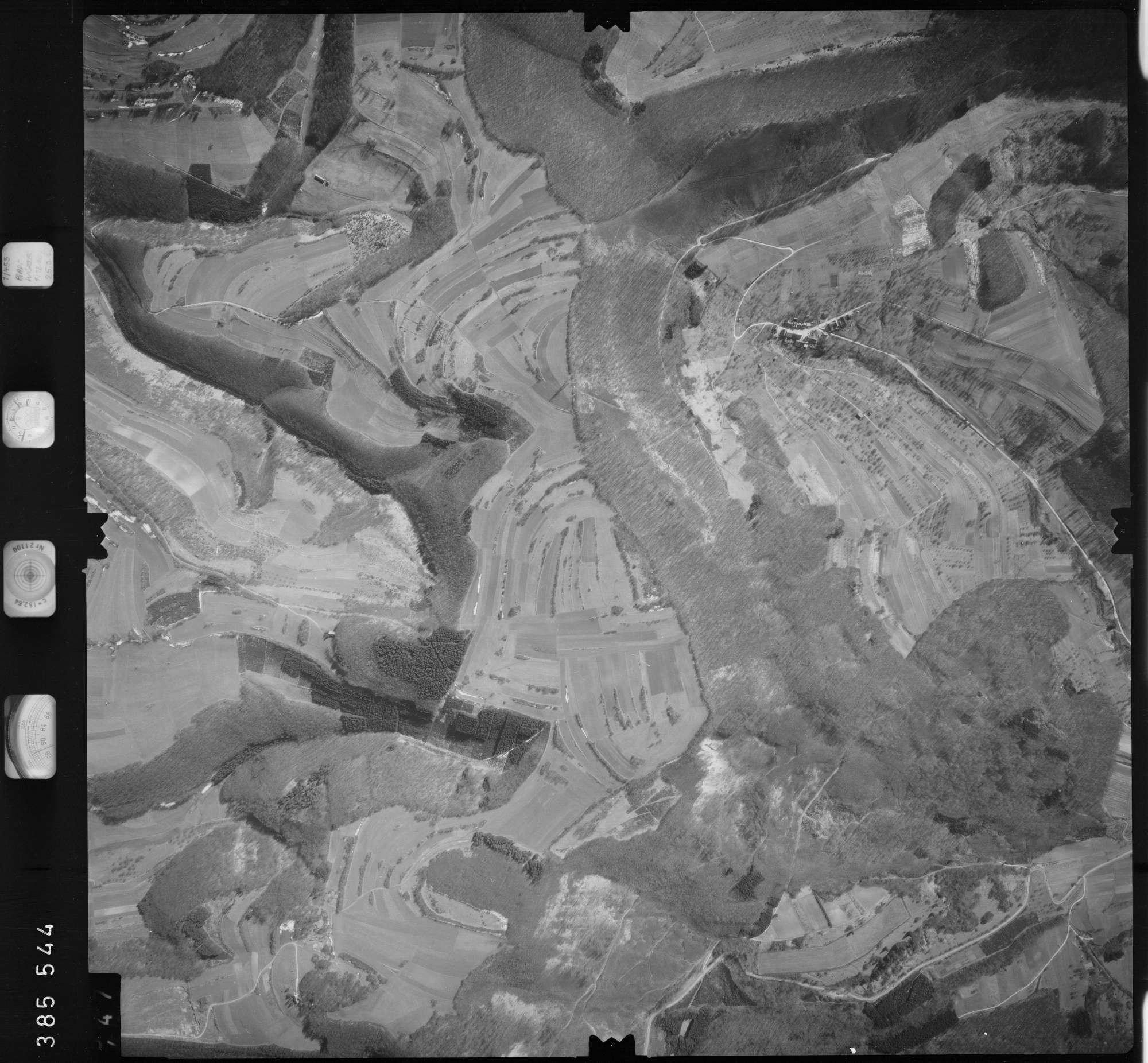 Luftbild: Film 23 Bildnr. 446, Bild 1