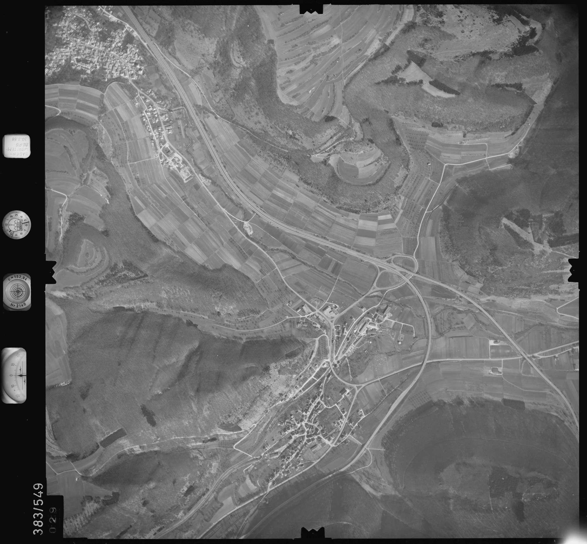 Luftbild: Film 27 Bildnr. 29, Bild 1