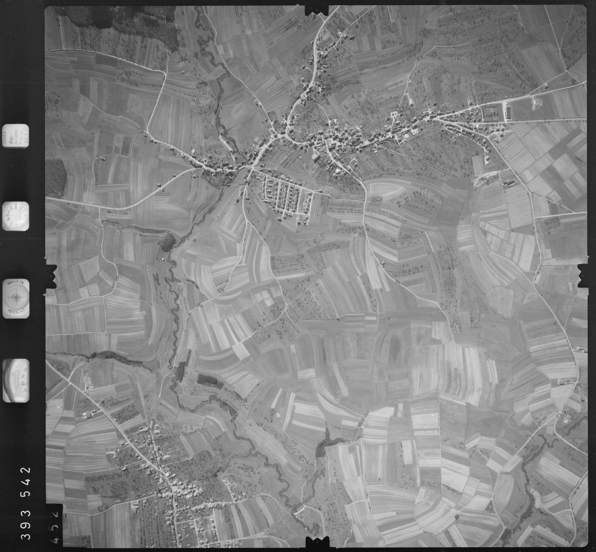 Luftbild: Film 13 Bildnr. 452, Bild 1