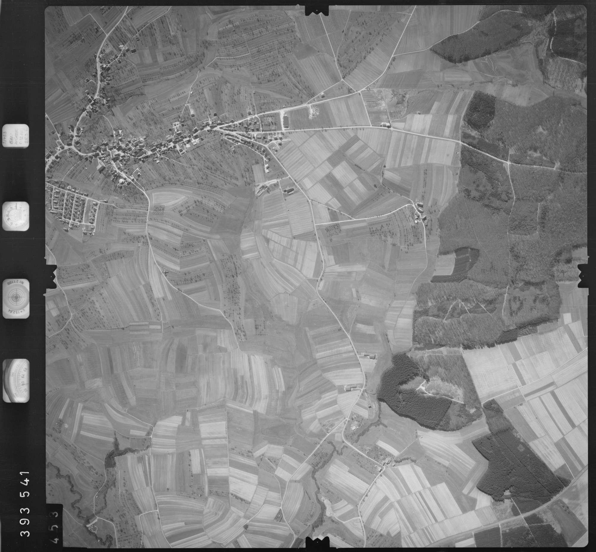Luftbild: Film 13 Bildnr. 453, Bild 1