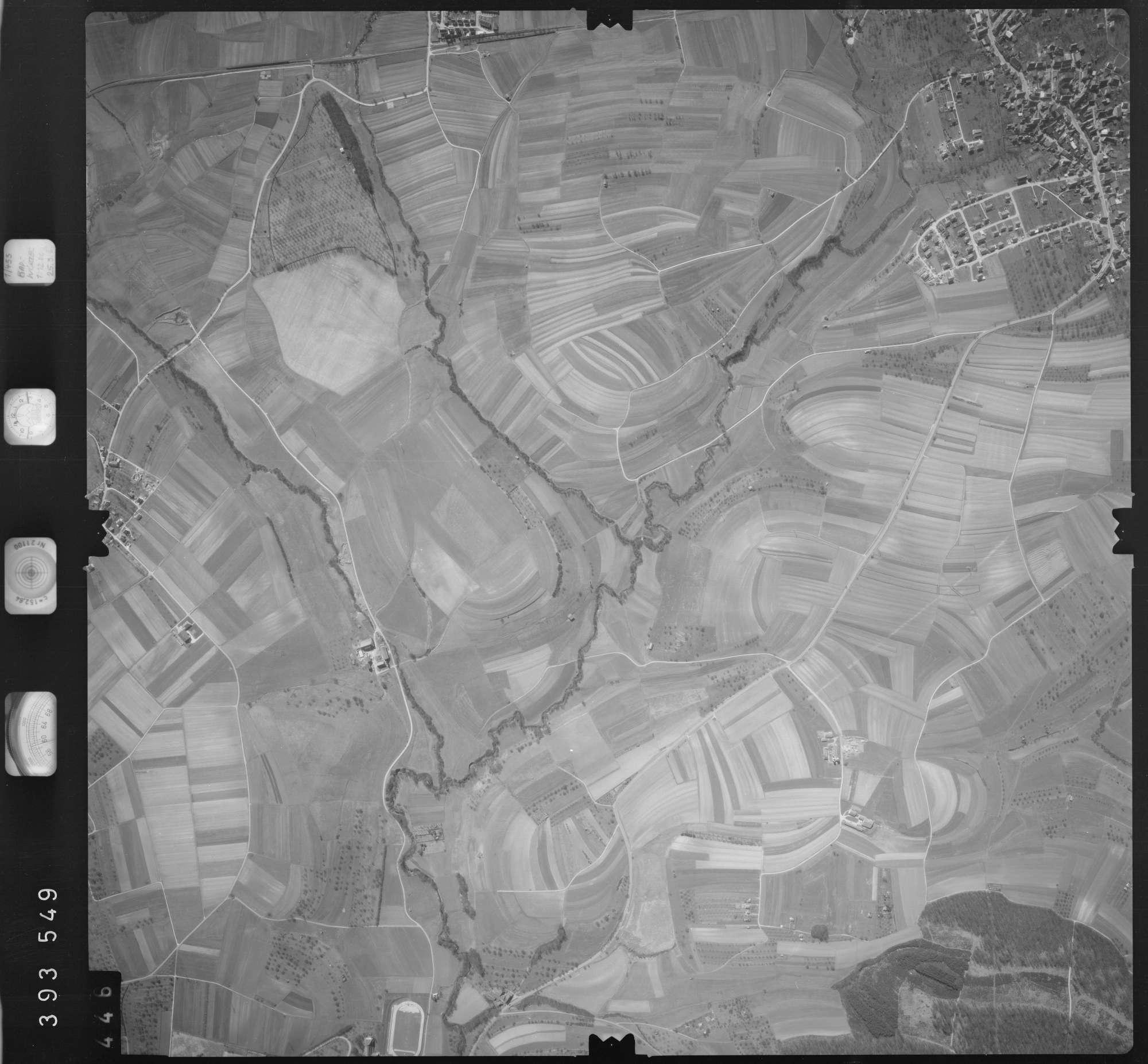 Luftbild: Film 13 Bildnr. 446, Bild 1