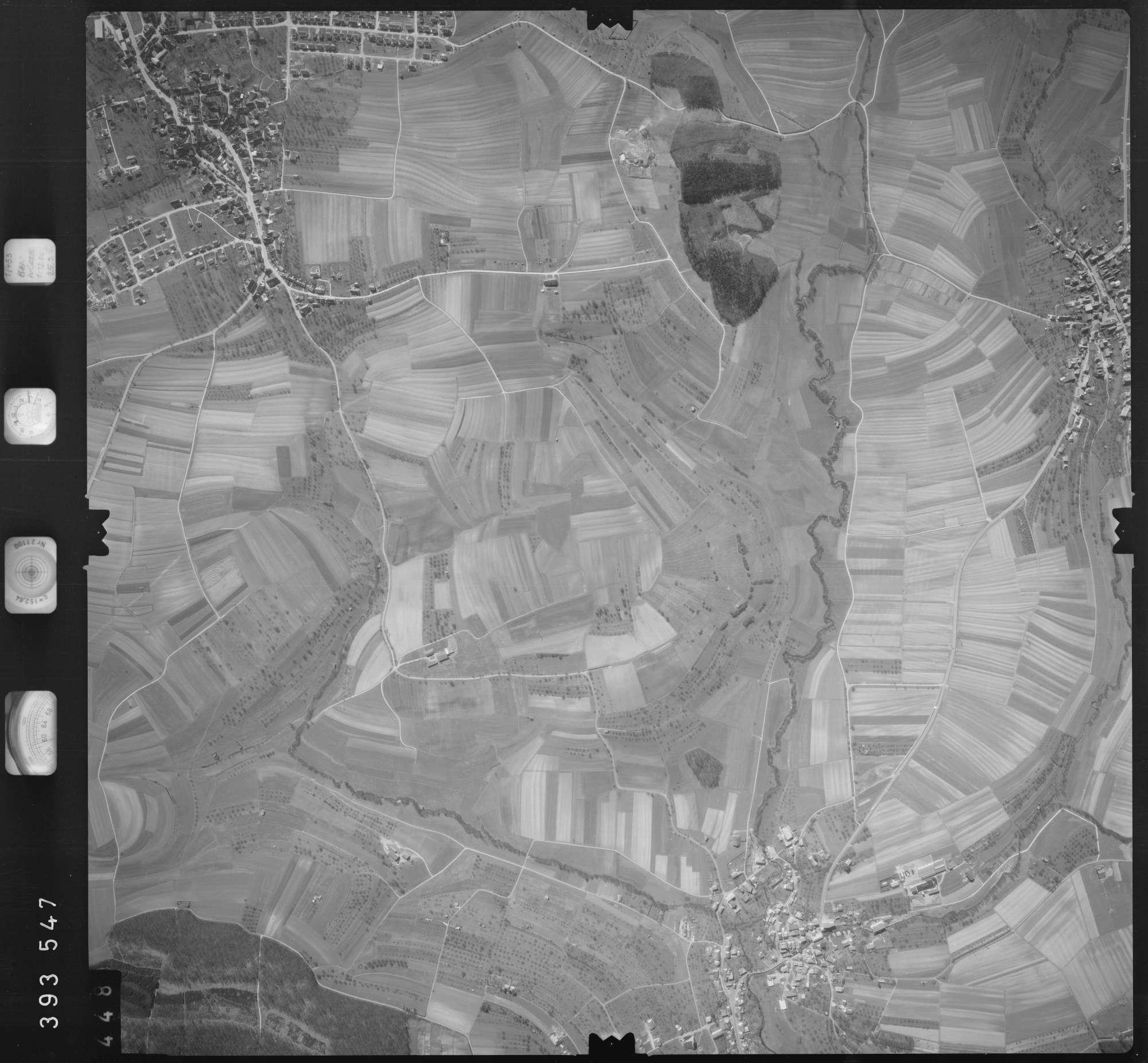 Luftbild: Film 13 Bildnr. 448, Bild 1