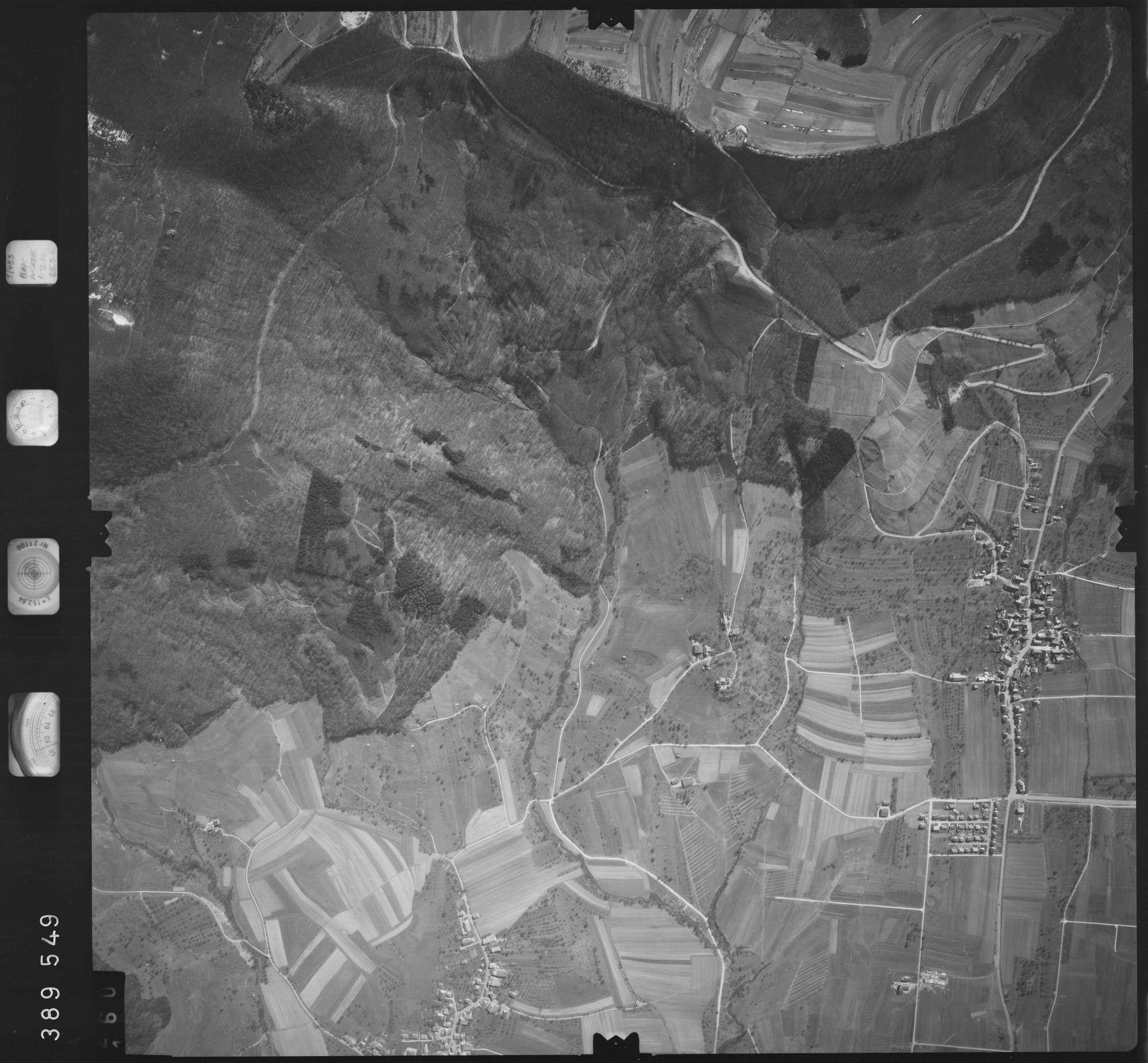 Luftbild: Film 22 Bildnr. 160, Bild 1
