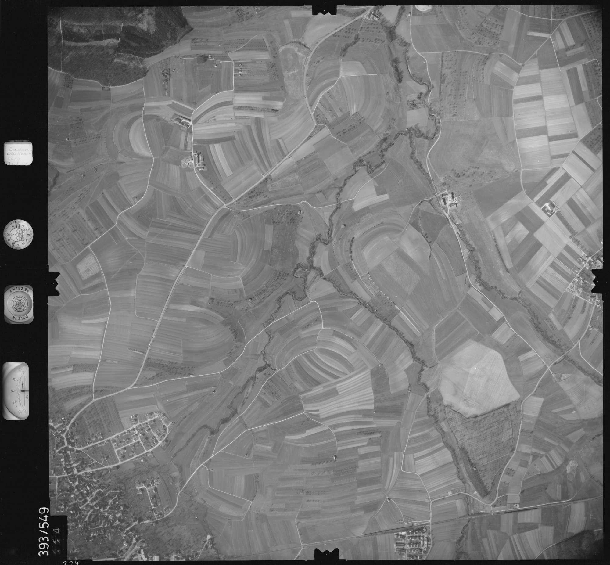Luftbild: Film 24 Bildnr. 224, Bild 1