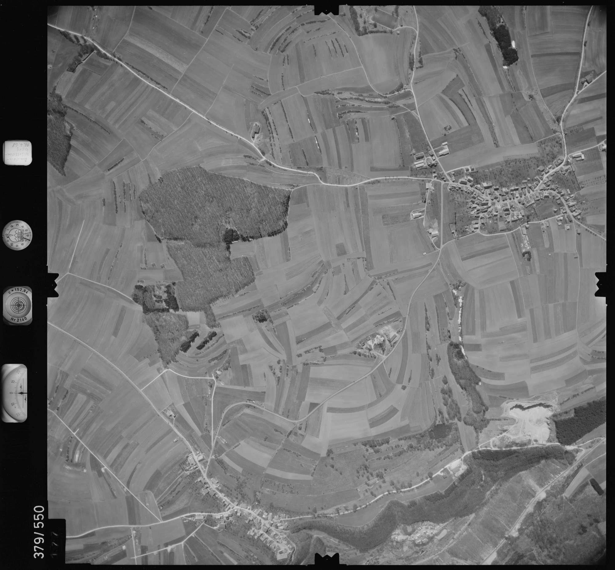 Luftbild: Film 32 Bildnr. 177, Bild 1