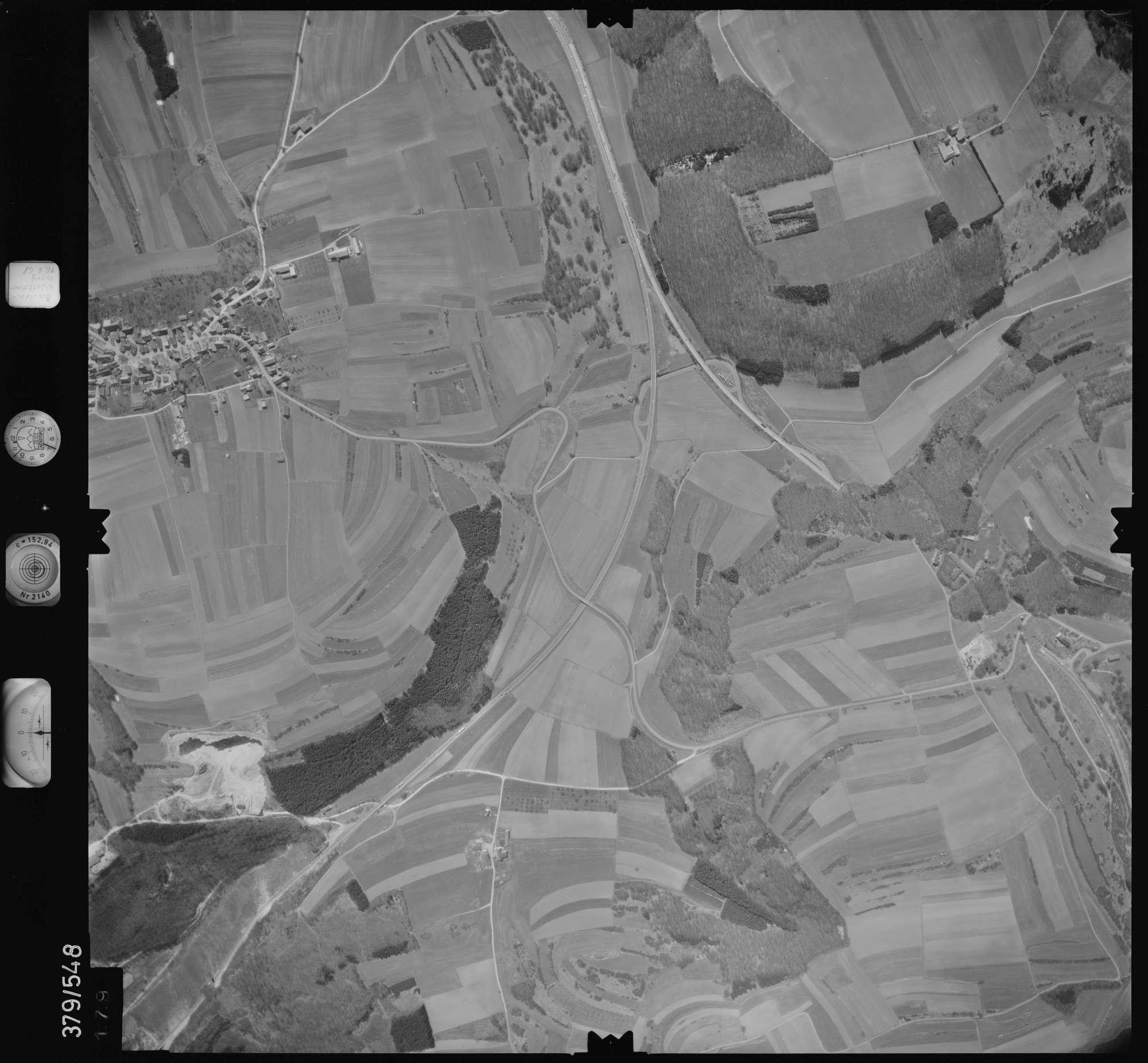 Luftbild: Film 32 Bildnr. 179, Bild 1