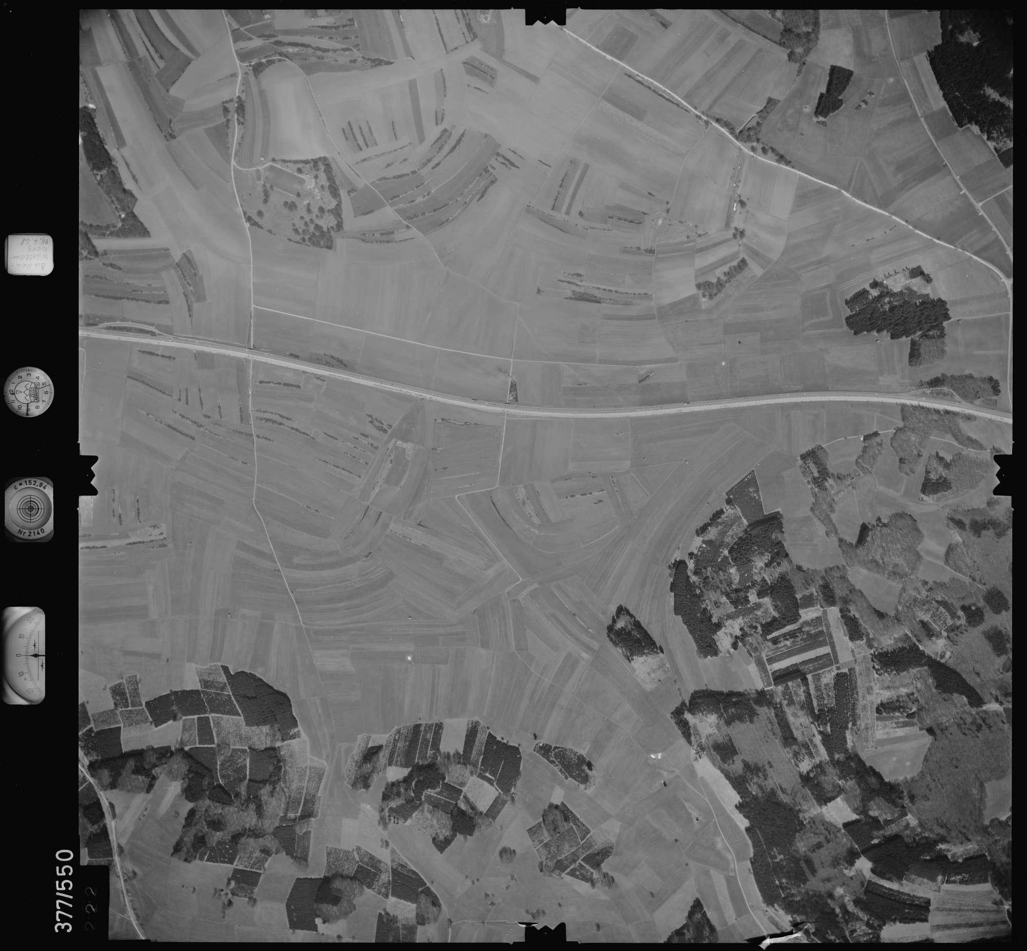 Luftbild: Film 32 Bildnr. 222, Bild 1