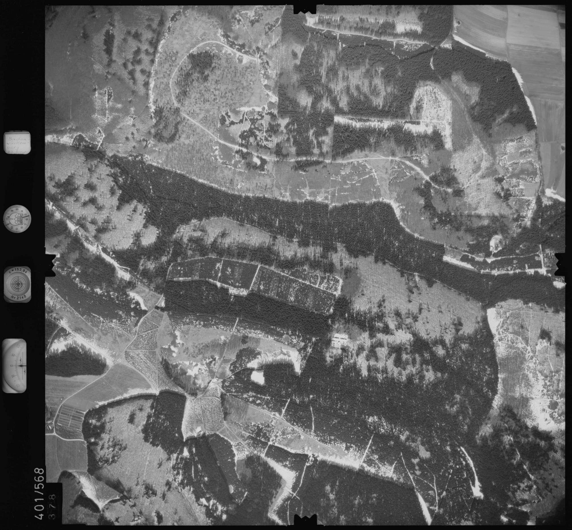 Luftbild: Film 10 Bildnr. 378, Bild 1