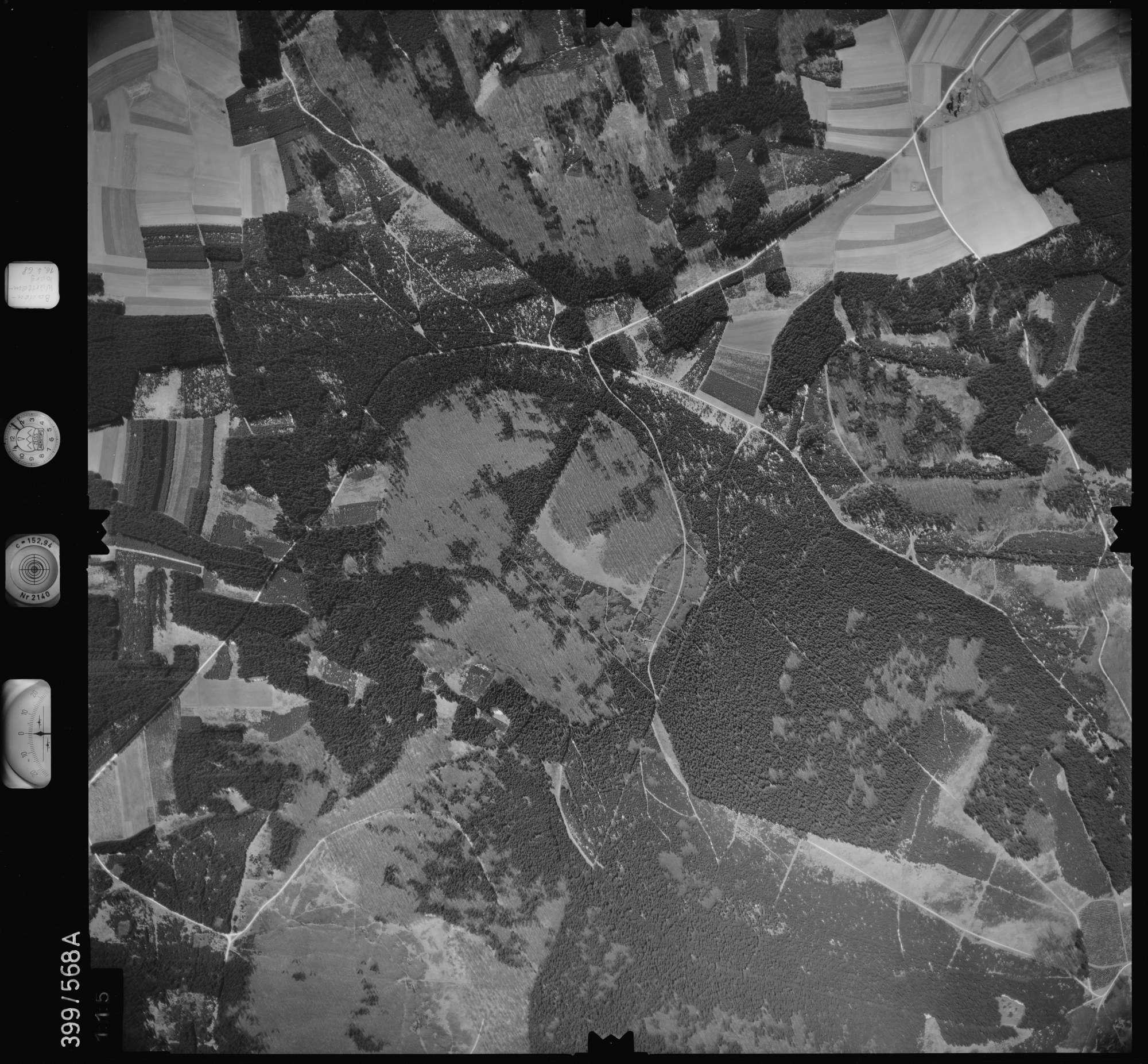 Luftbild: Film 32 Bildnr. 115, Bild 1