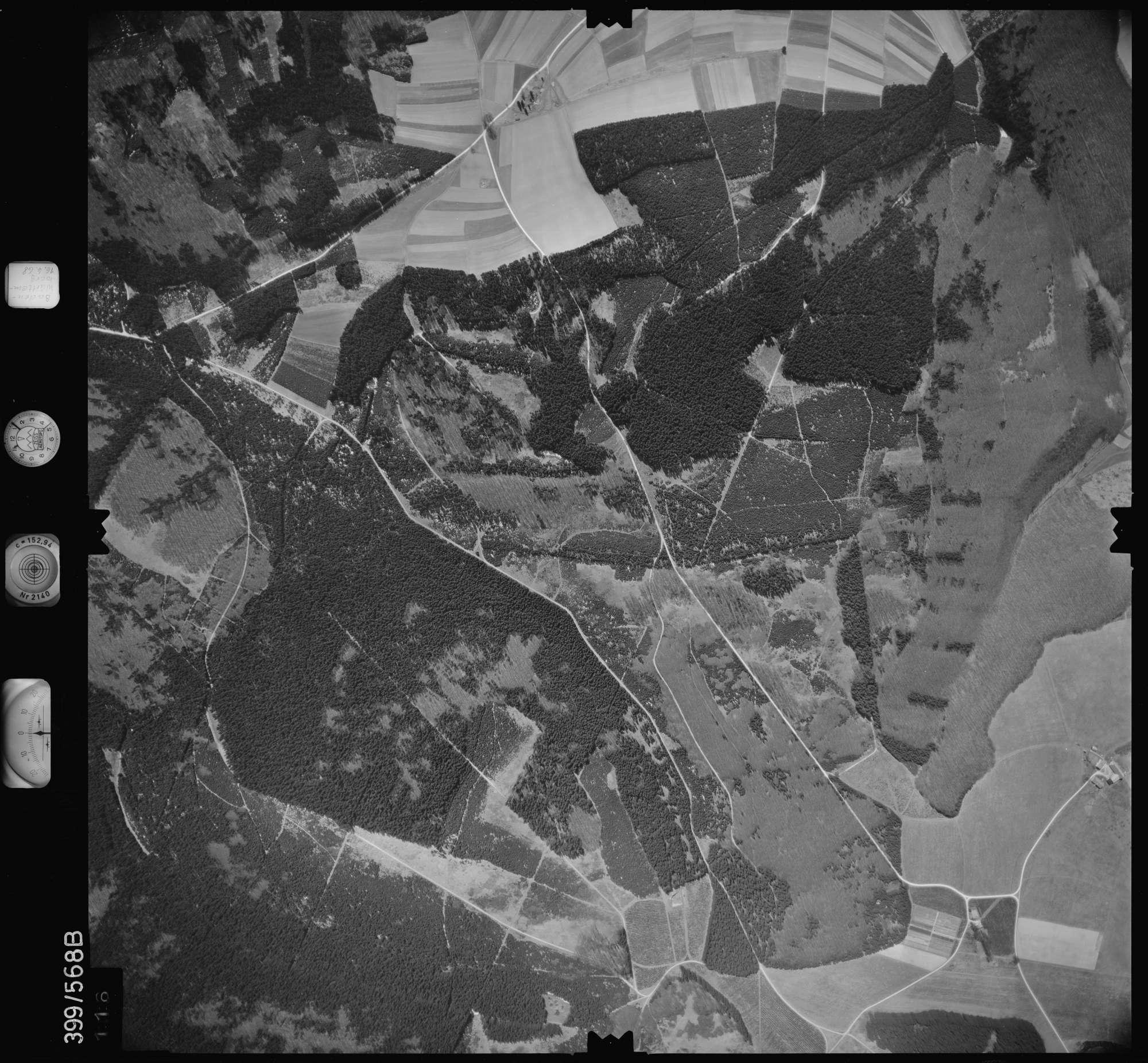 Luftbild: Film 32 Bildnr. 116, Bild 1