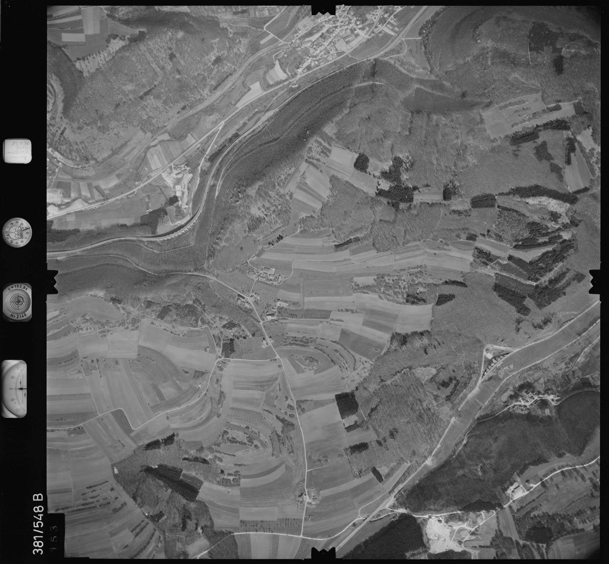 Luftbild: Film 32 Bildnr. 153, Bild 1