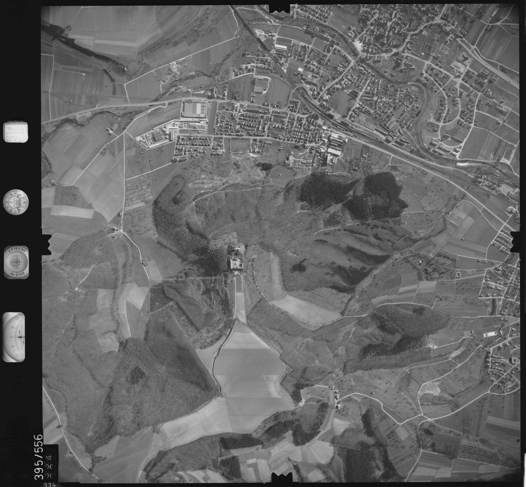 Luftbild: Film 24 Bildnr. 334, Bild 1