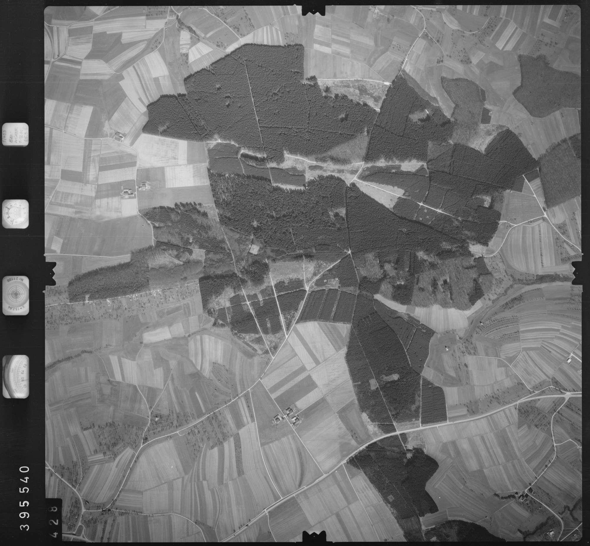 Luftbild: Film 13 Bildnr. 428, Bild 1