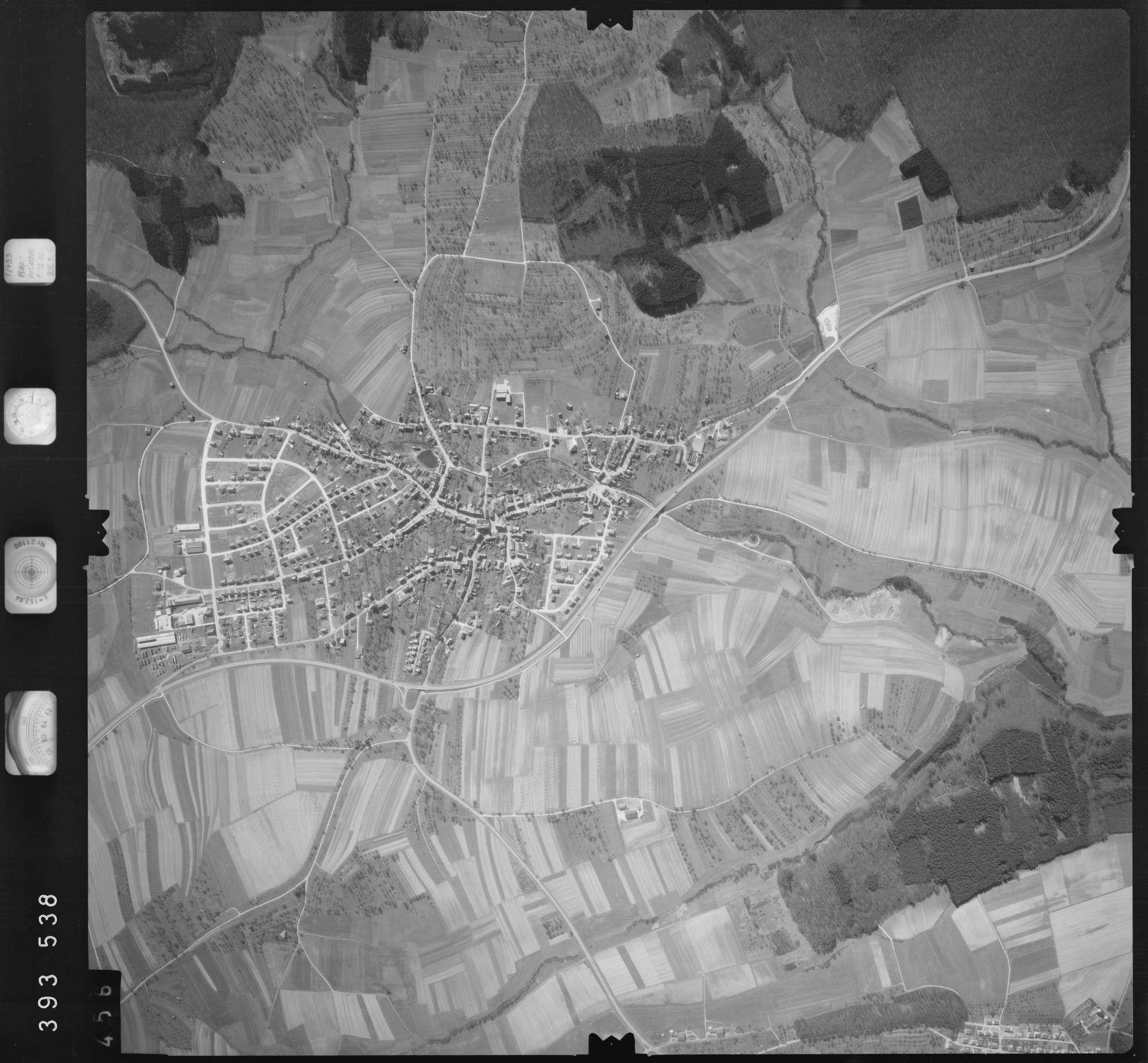 Luftbild: Film 13 Bildnr. 456, Bild 1