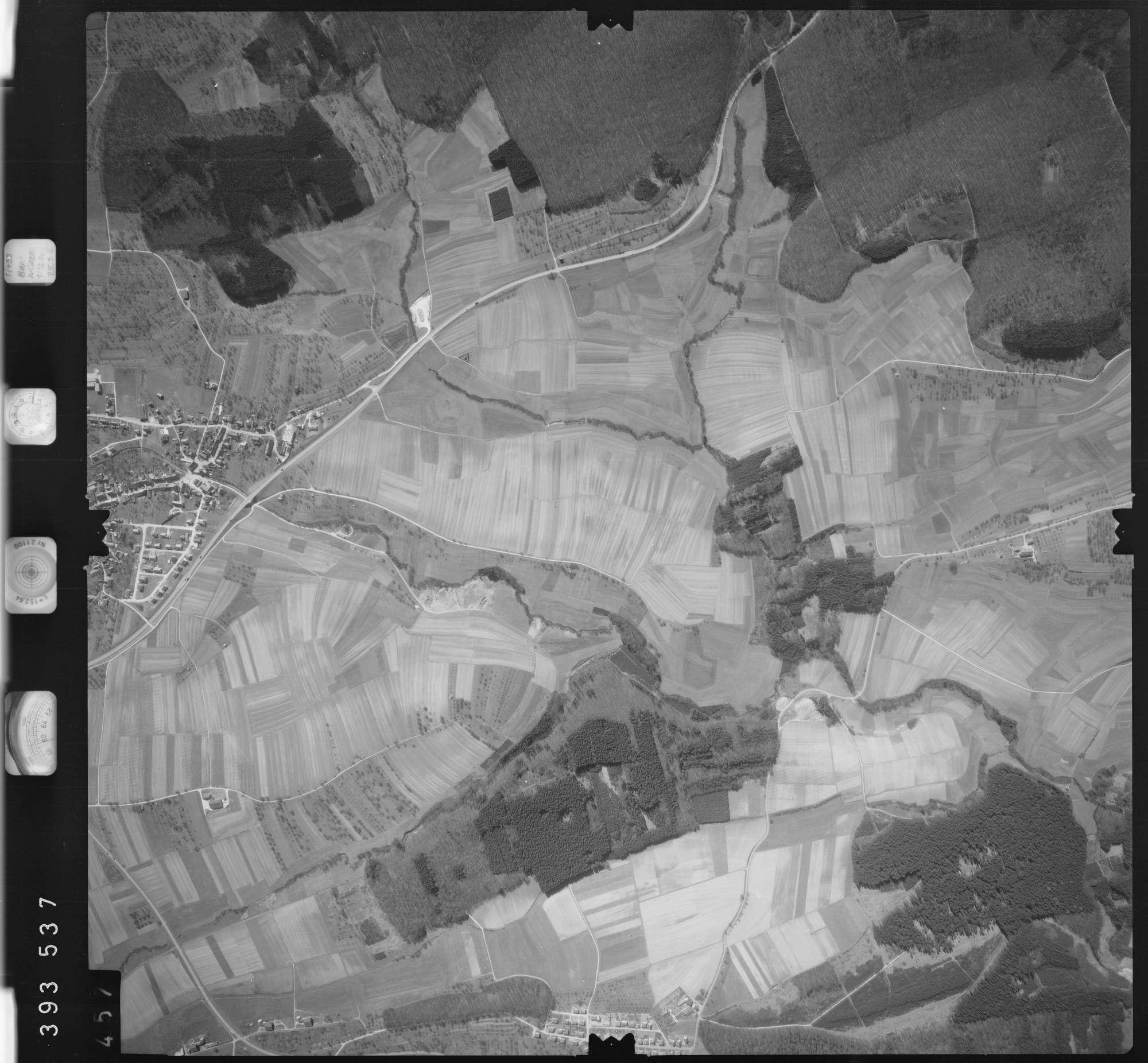Luftbild: Film 13 Bildnr. 457, Bild 1