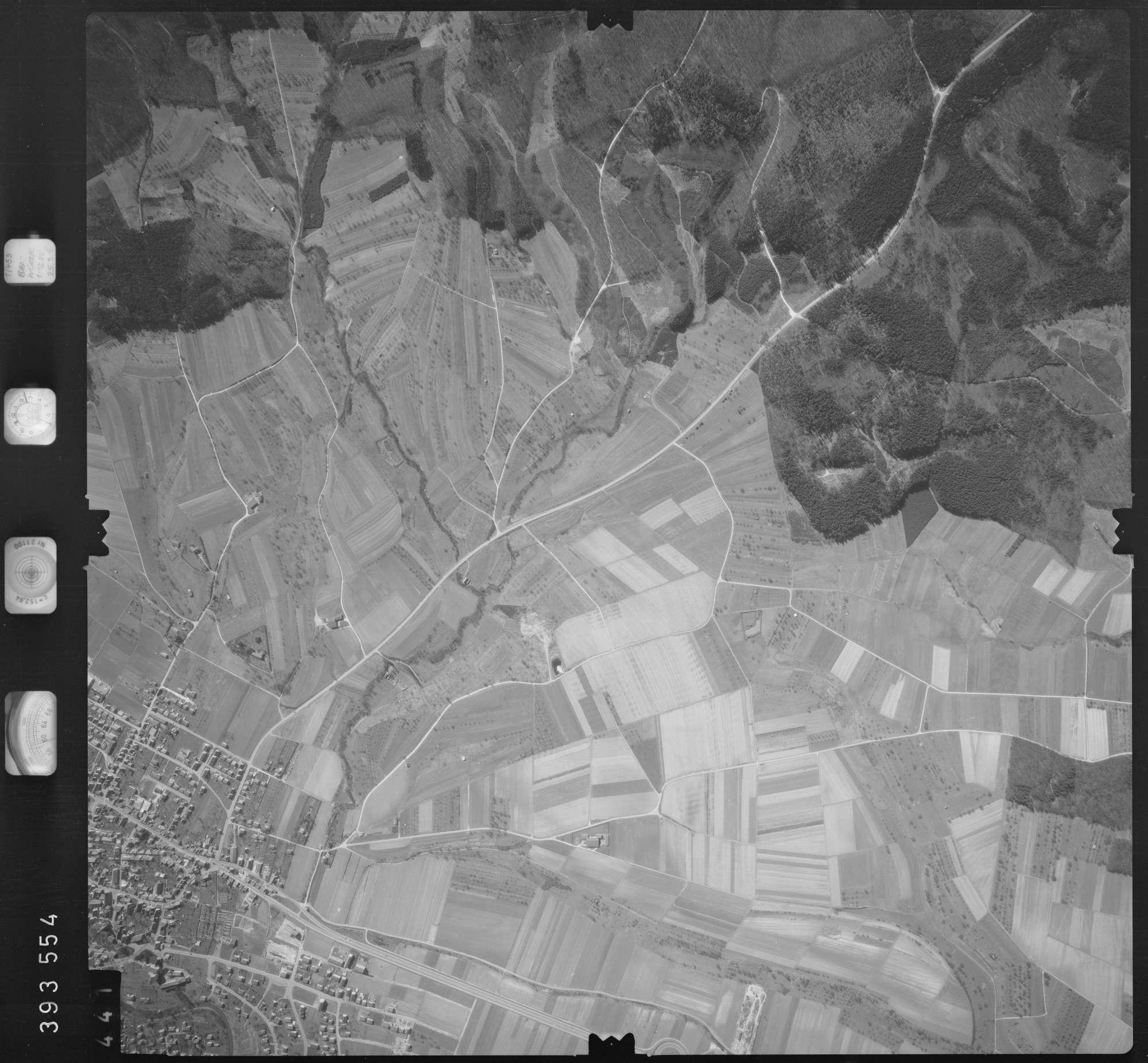 Luftbild: Film 13 Bildnr. 441, Bild 1