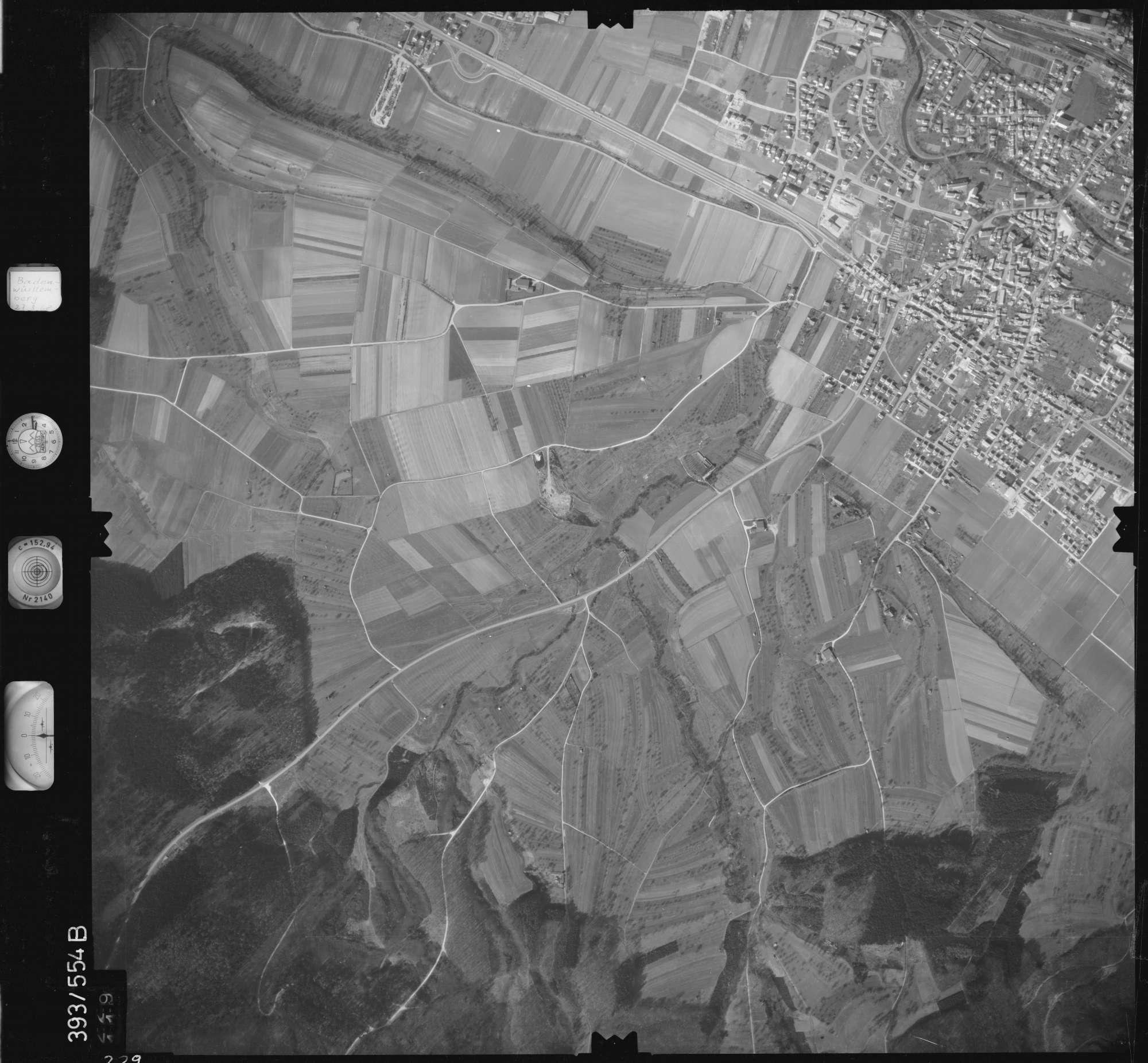 Luftbild: Film 24 Bildnr. 229, Bild 1
