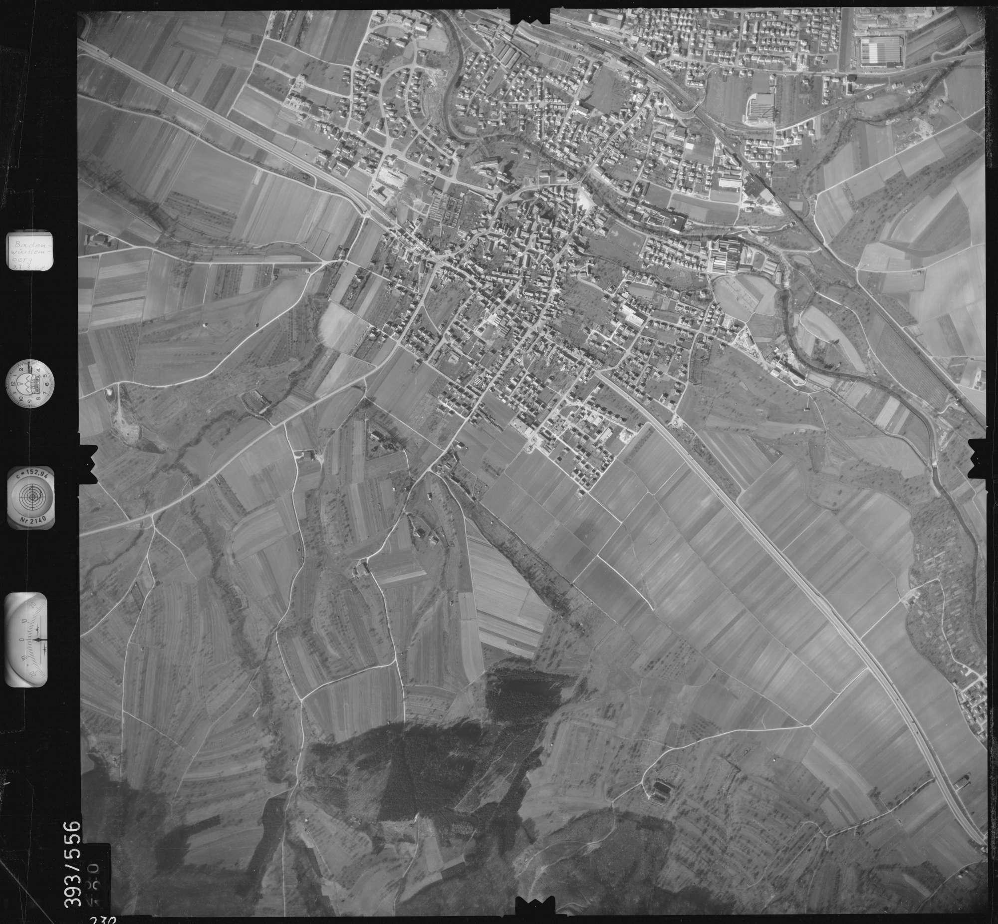 Luftbild: Film 24 Bildnr. 230, Bild 1