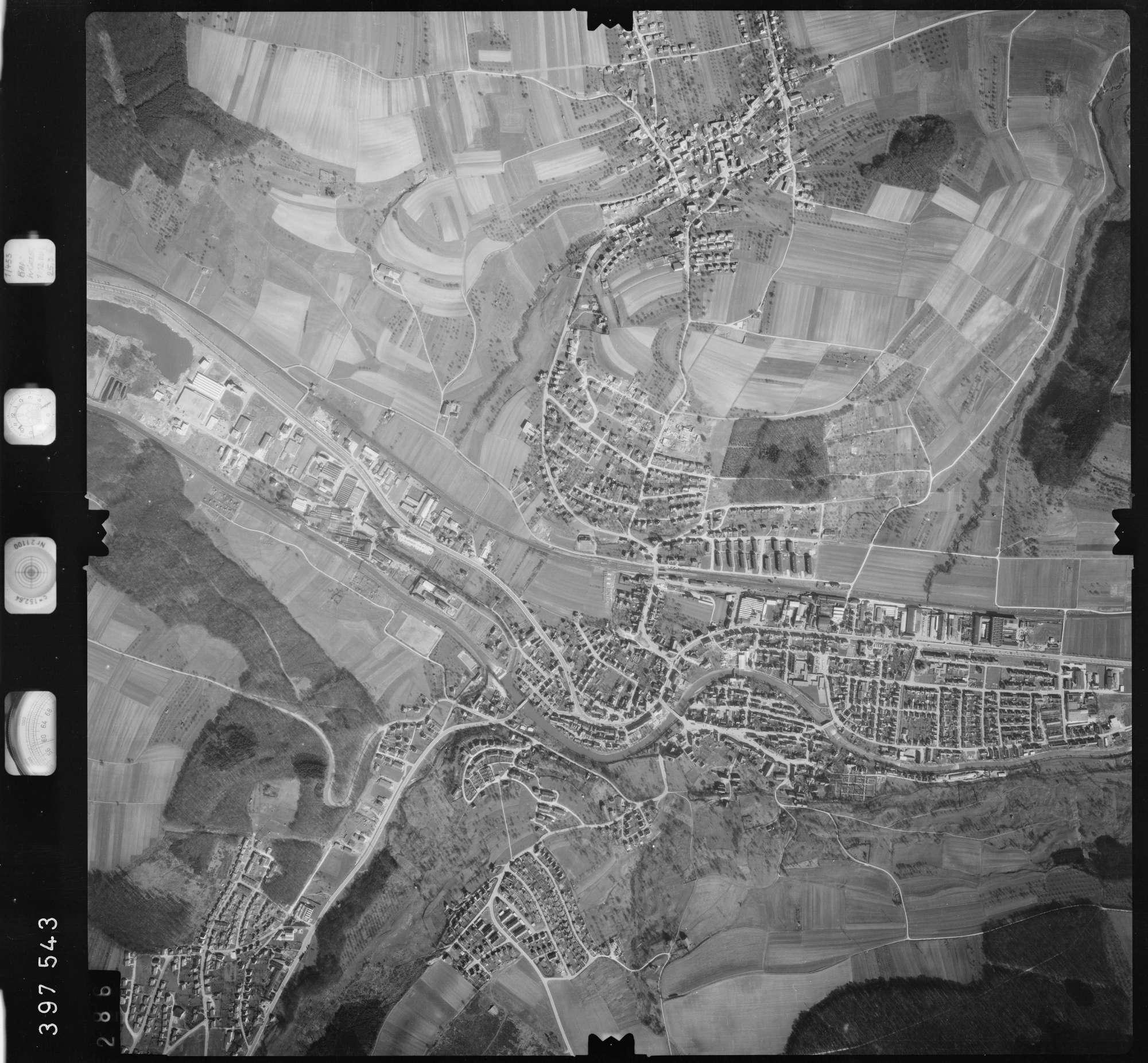 Luftbild: Film 13 Bildnr. 286, Bild 1